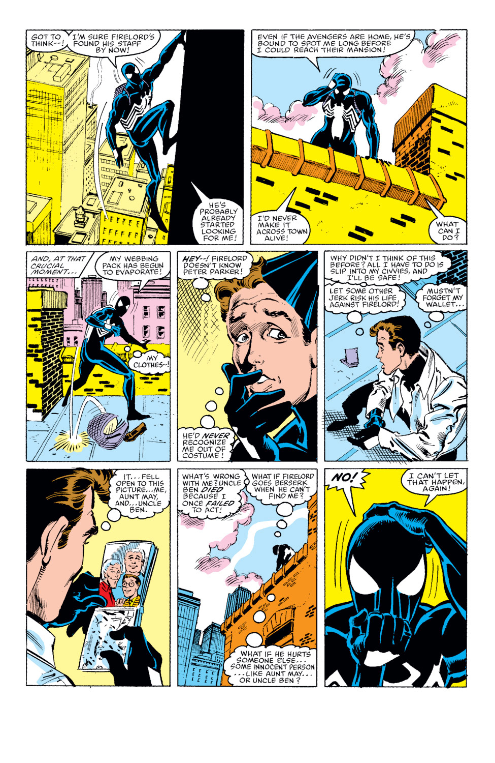The Amazing Spider-Man (1963) 269 Page 21