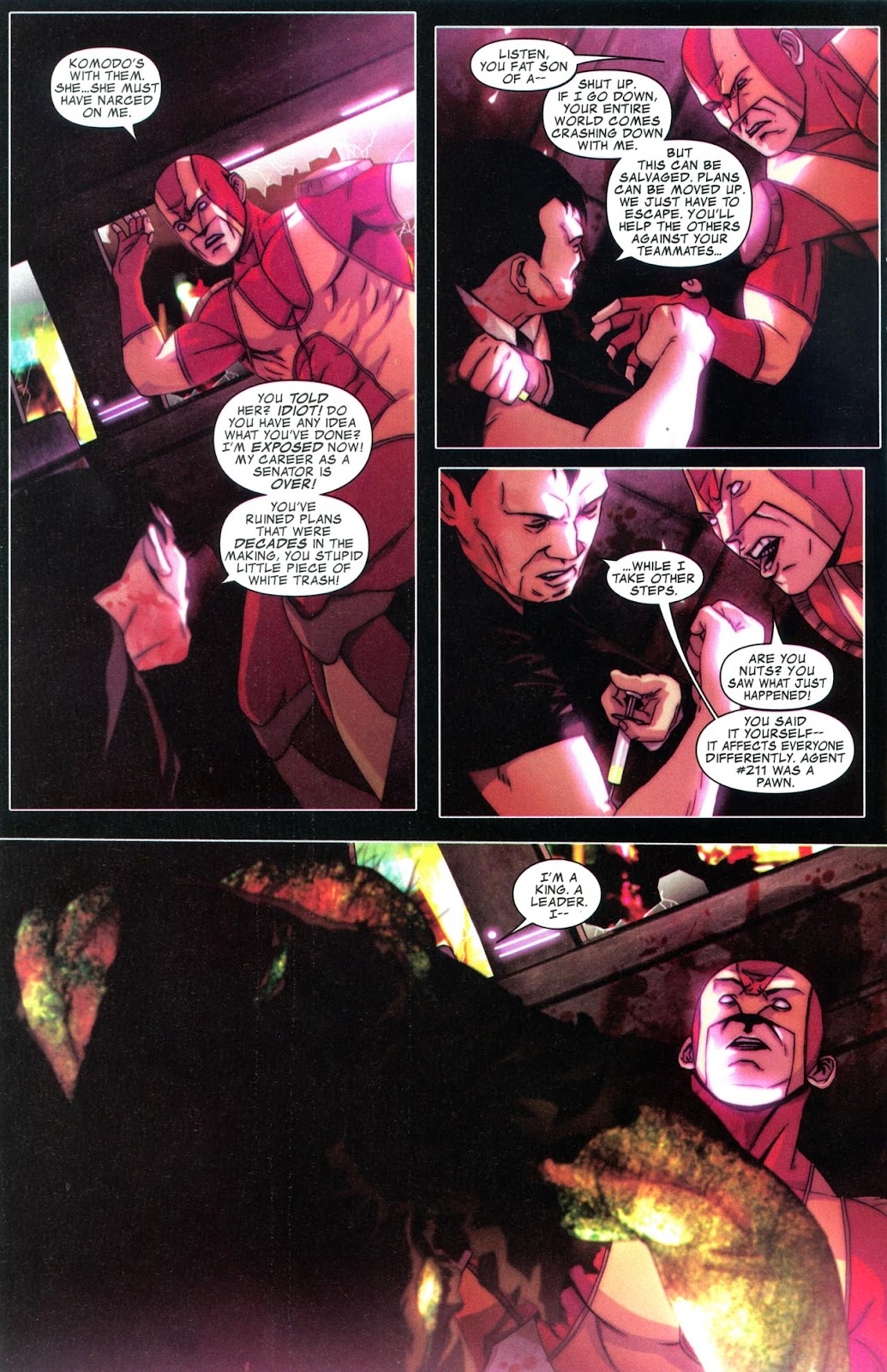 Read online Avengers: The Initiative comic -  Issue # _Special 1 - 28