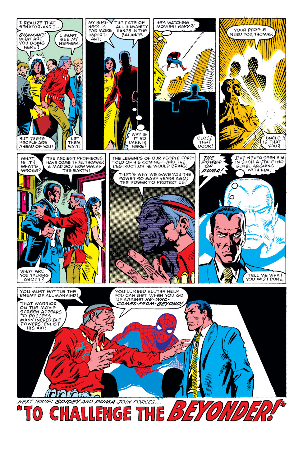 The Amazing Spider-Man (1963) 272 Page 22
