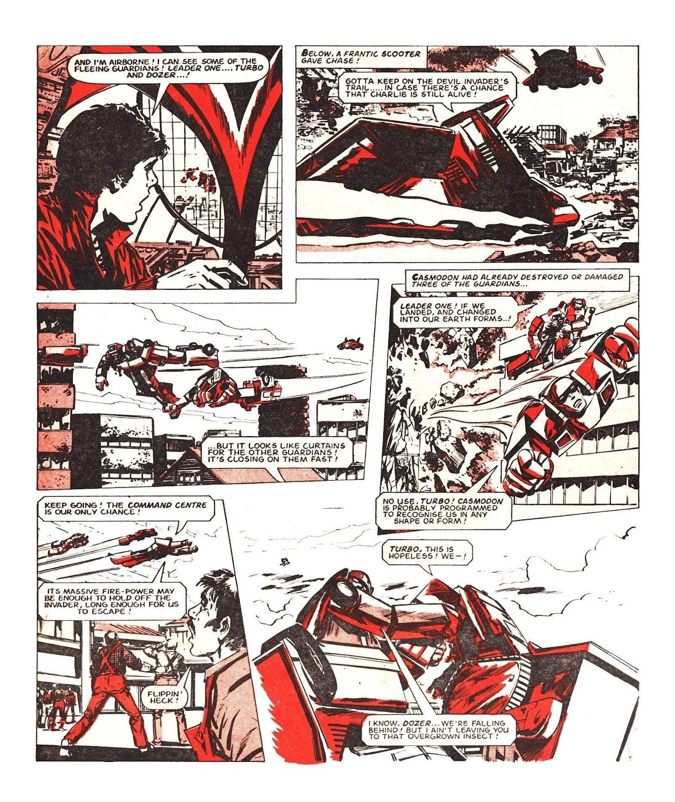 Read online Robo Machines comic -  Issue # TPB - 110