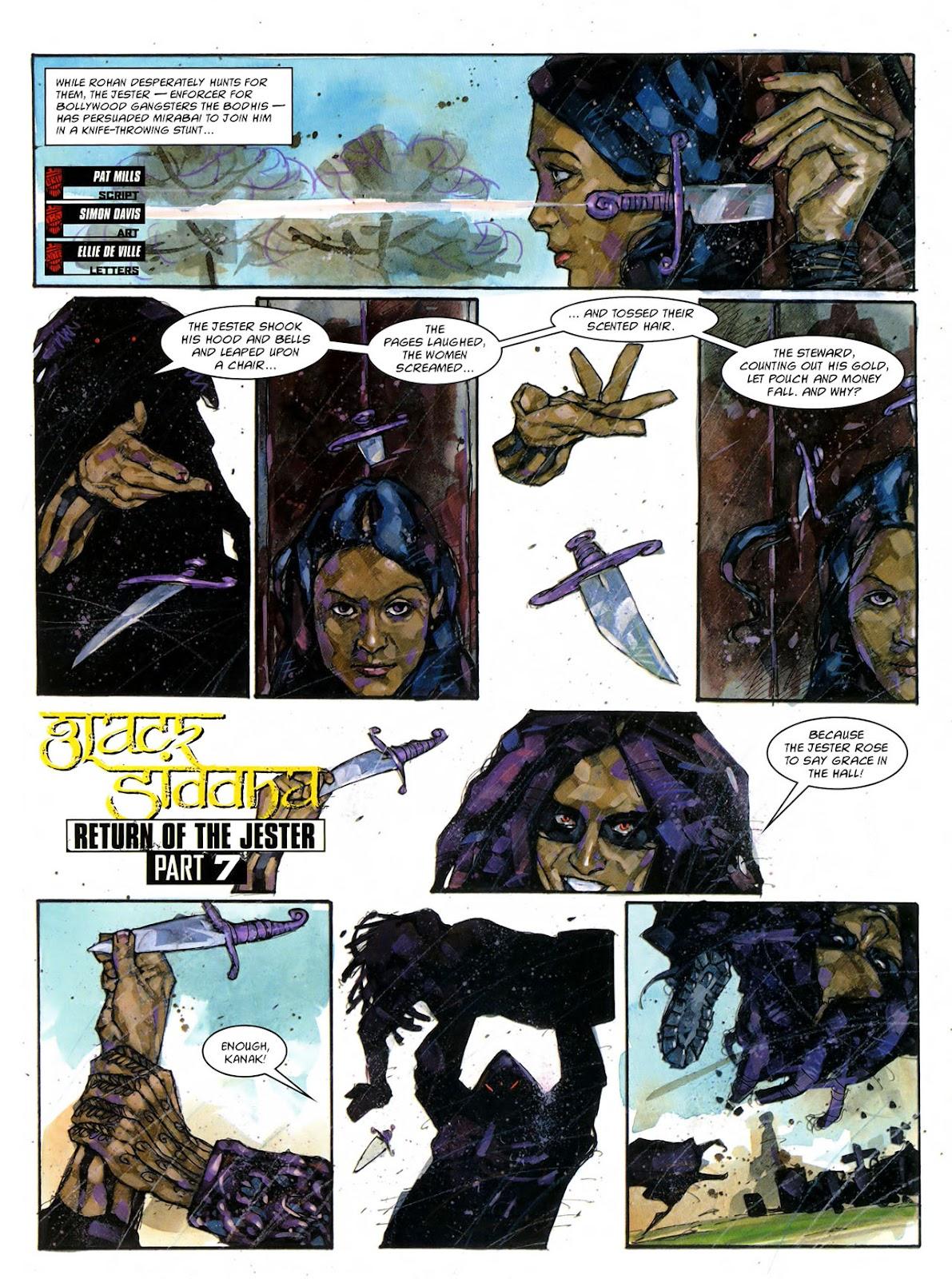 Comic Judge Dredd Megazine (Vol  5) issue 51