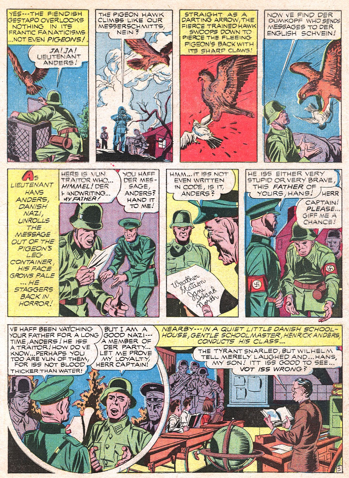 Boy Commandos issue 2 - Page 5