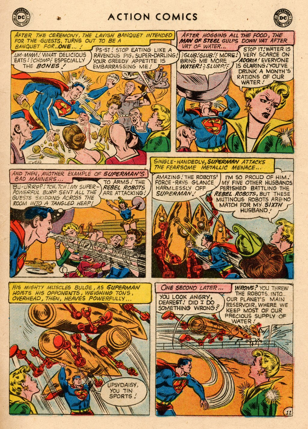 Read online Action Comics (1938) comic -  Issue #266 - 13