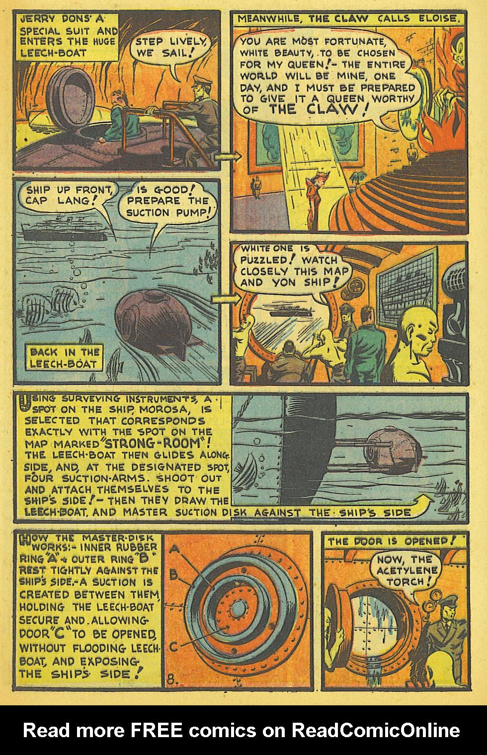 Daredevil (1941) issue 21 - Page 50