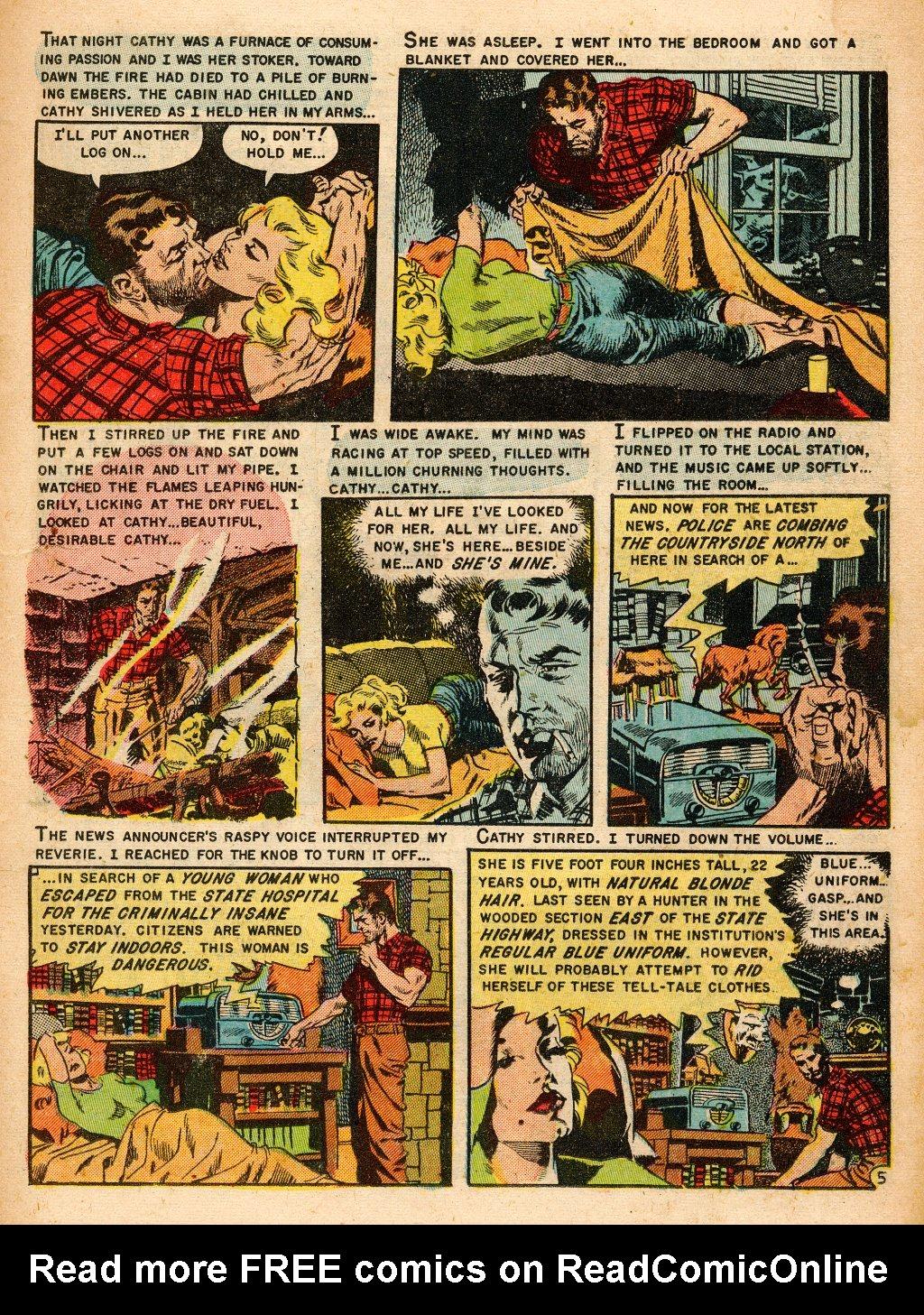 Read online Shock SuspenStories comic -  Issue #9 - 15