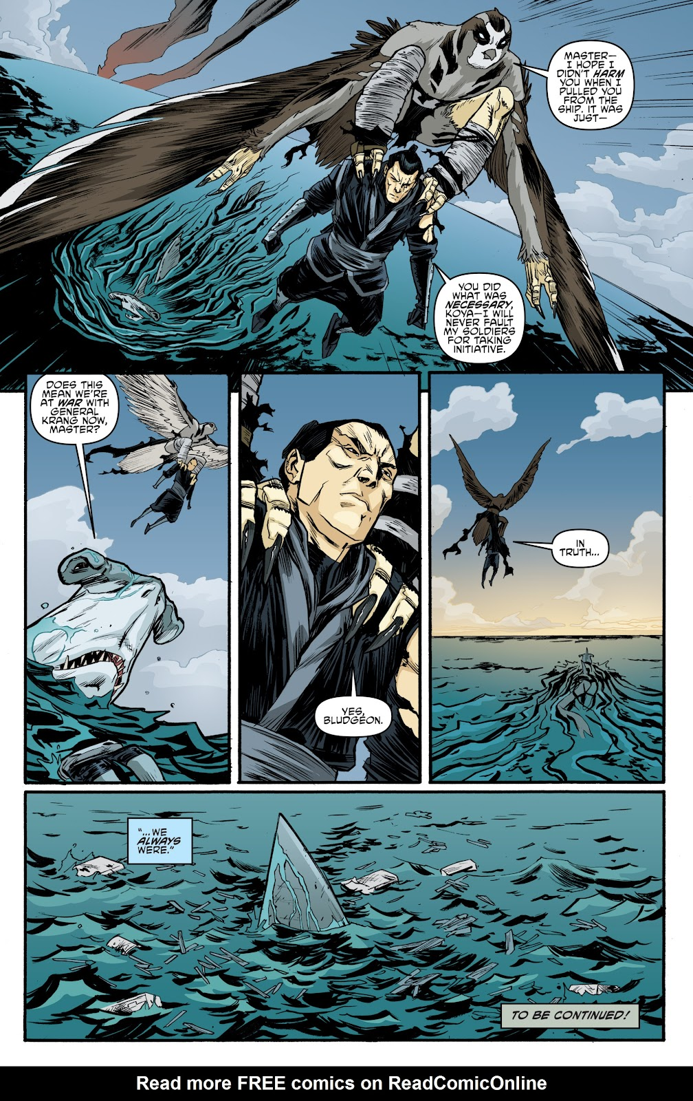 Read online Teenage Mutant Ninja Turtles: The IDW Collection comic -  Issue # TPB 4 (Part 3) - 119