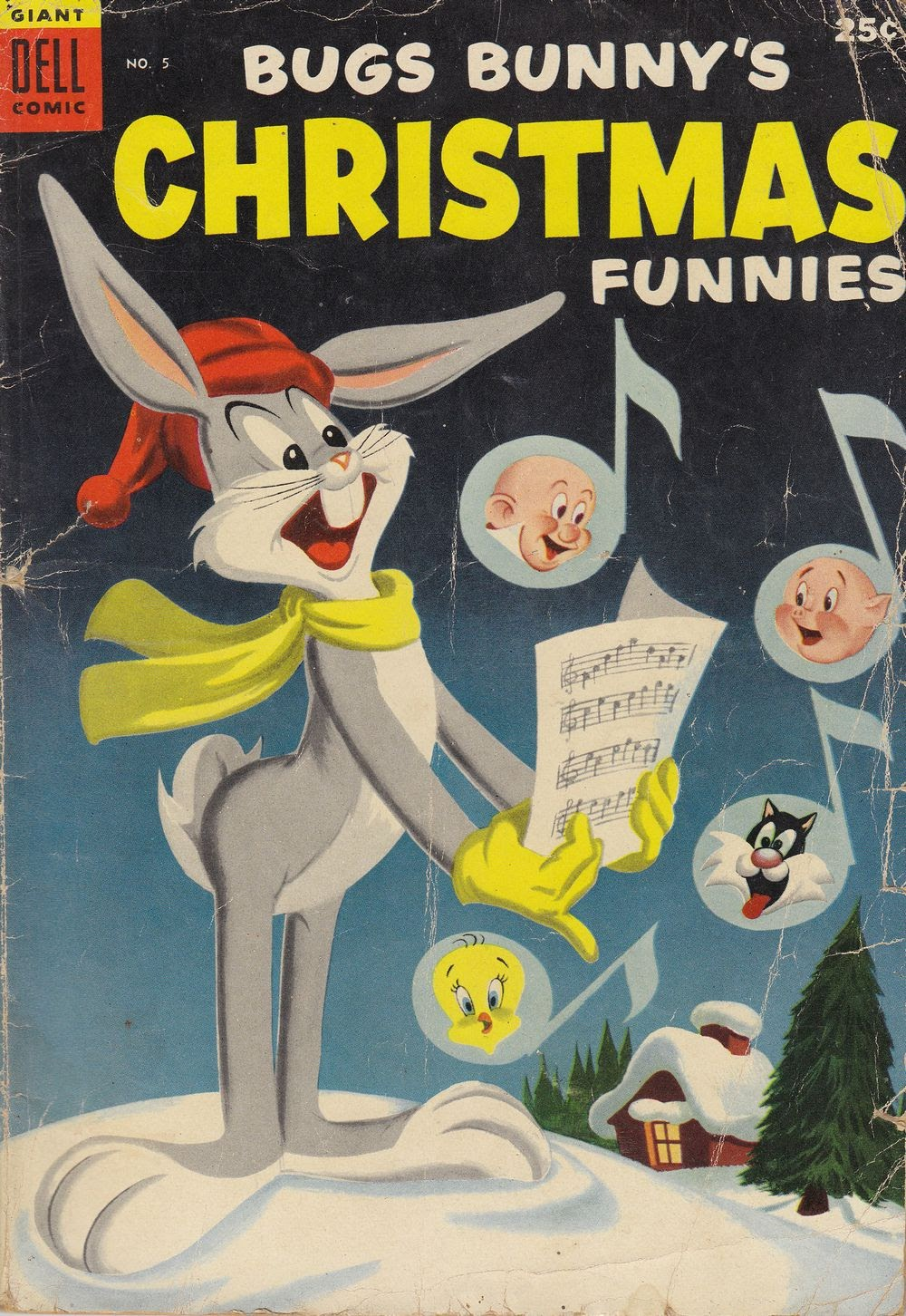Bugs Bunnys Christmas Funnies TPB_5 Page 1