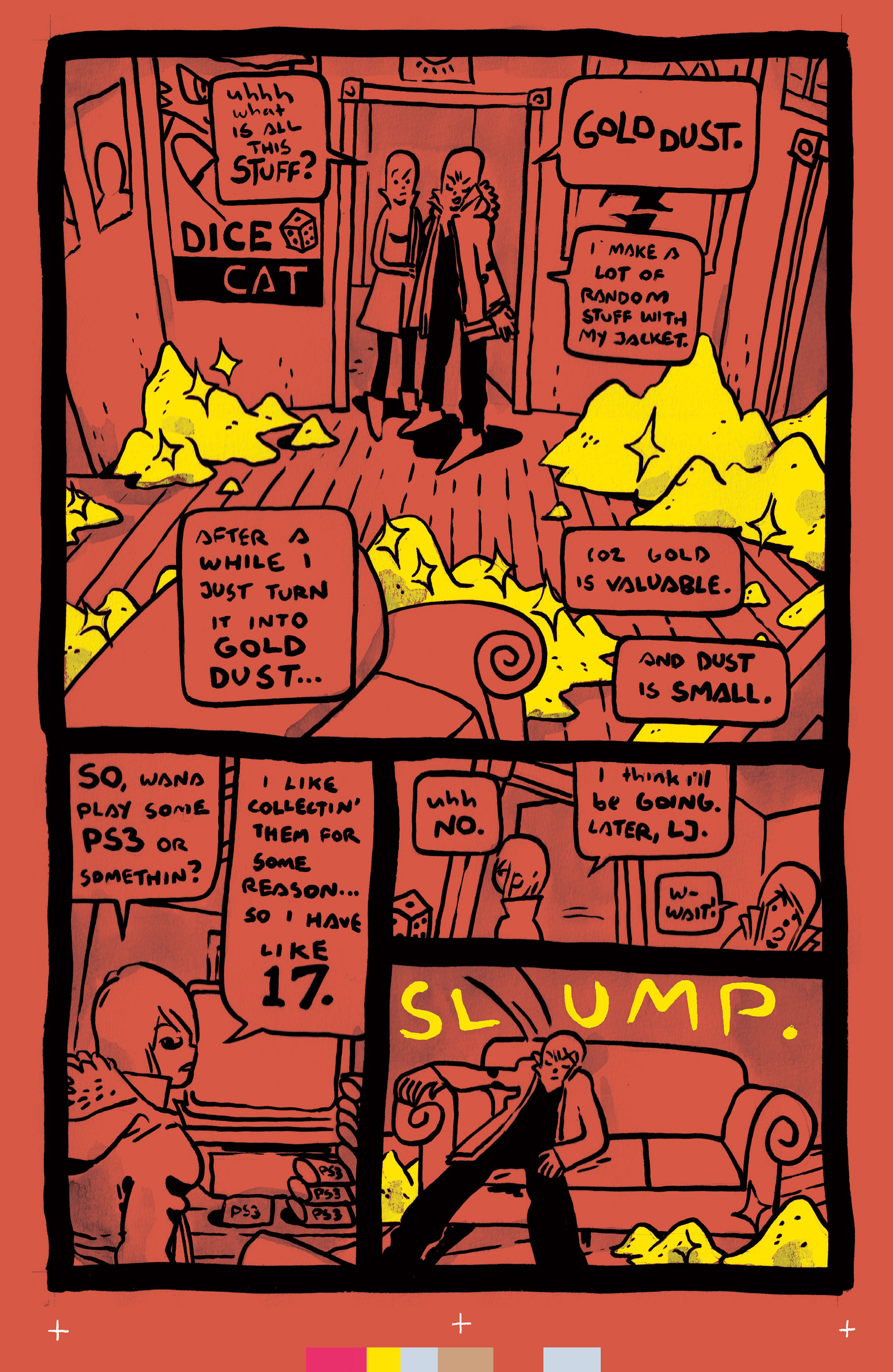 Read online Sun Bakery comic -  Issue #3 - 13
