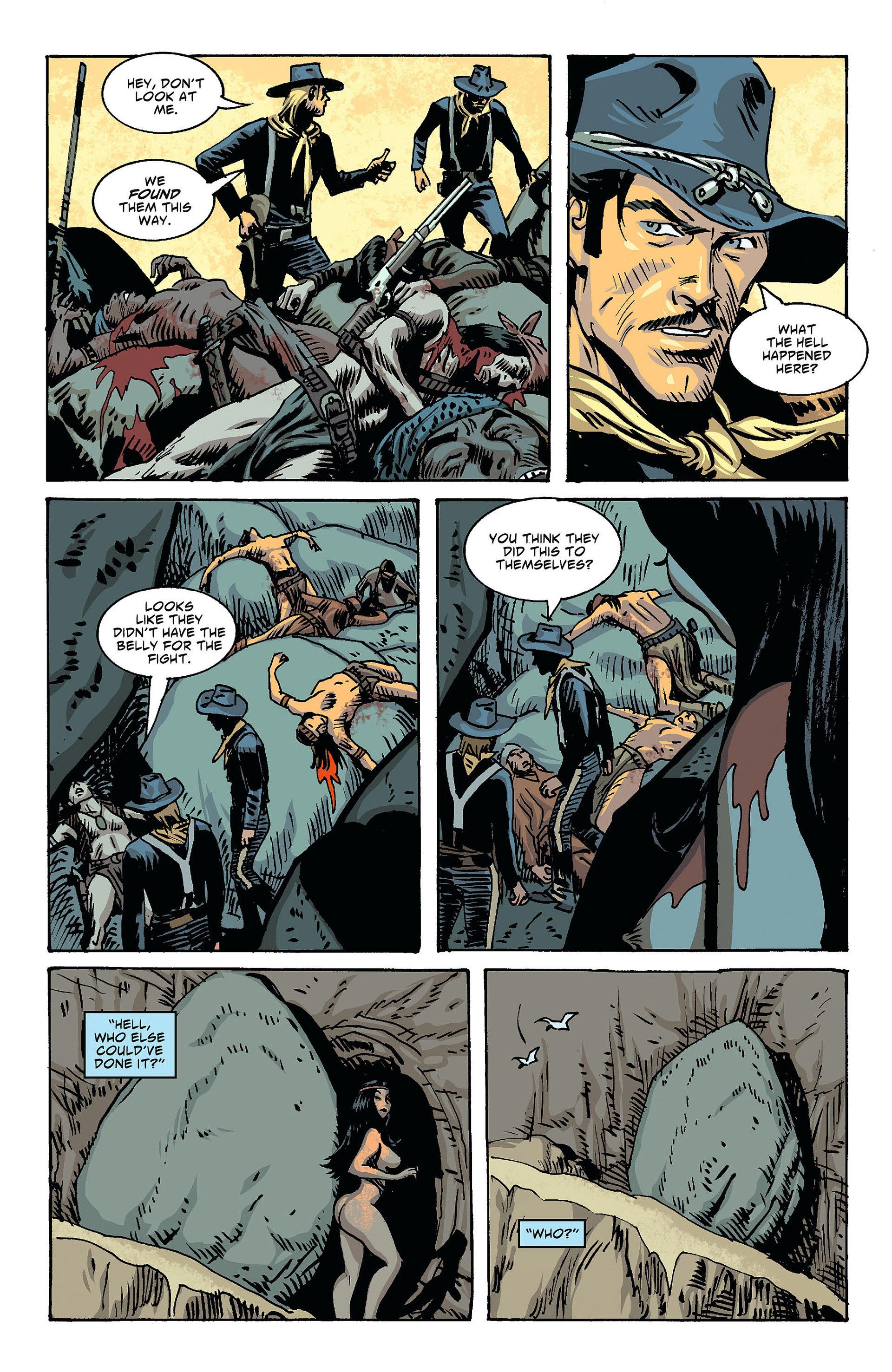 Read online American Vampire comic -  Issue #21 - 18
