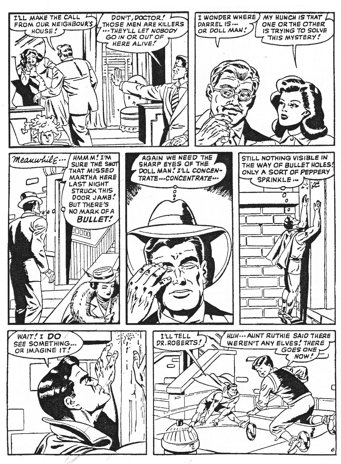 Read online Men of Mystery Comics comic -  Issue #62 - 8