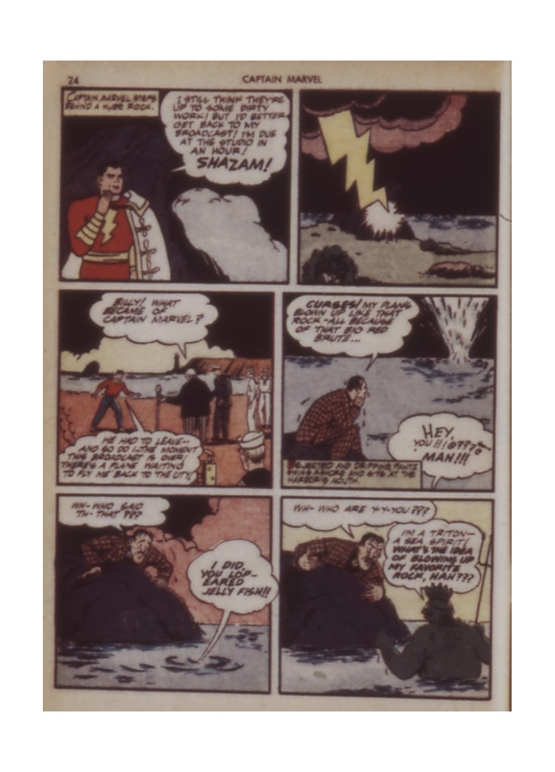 Captain Marvel Adventures issue 12 - Page 24