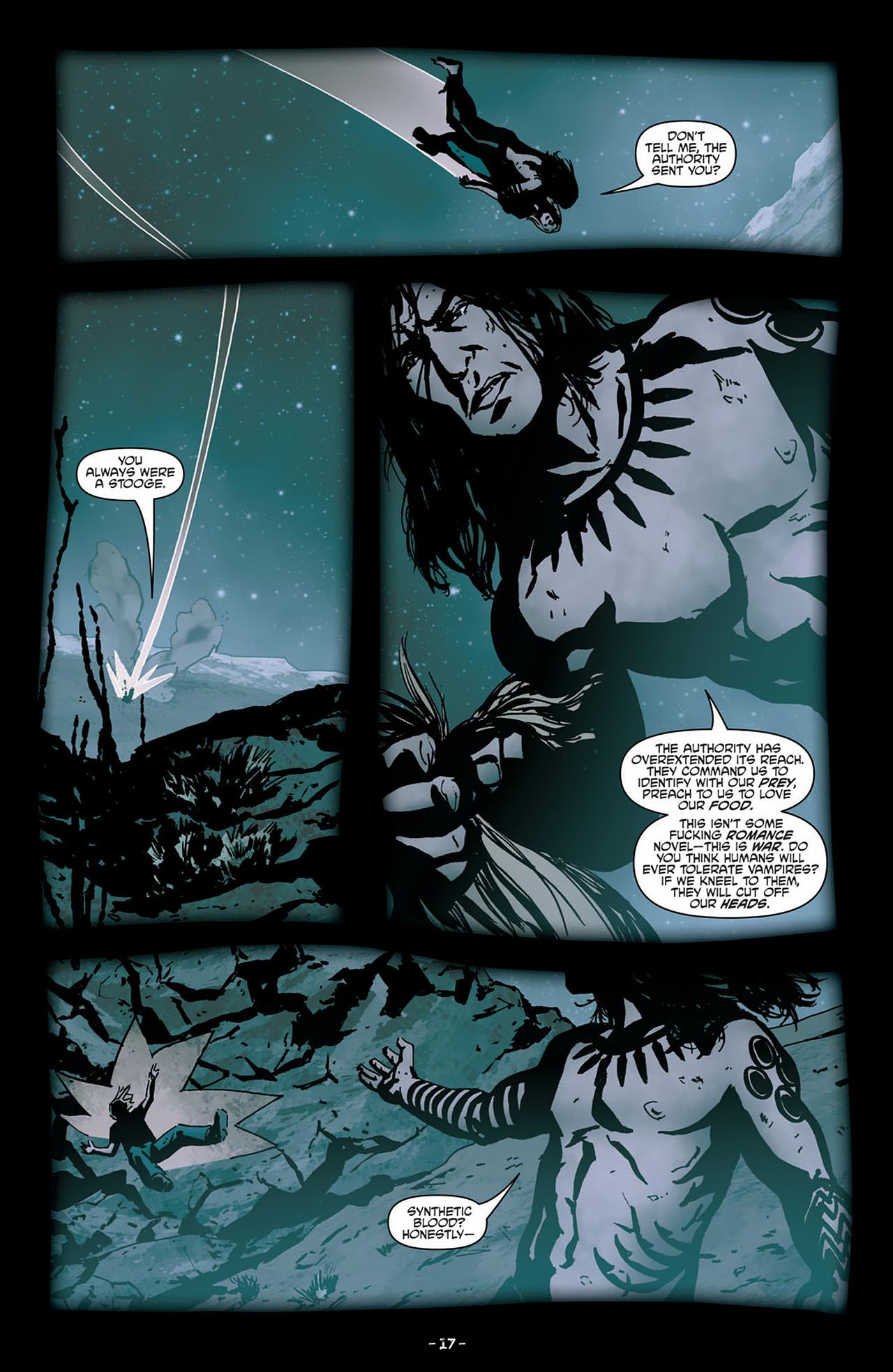 Read online True Blood (2012) comic -  Issue #2 - 18