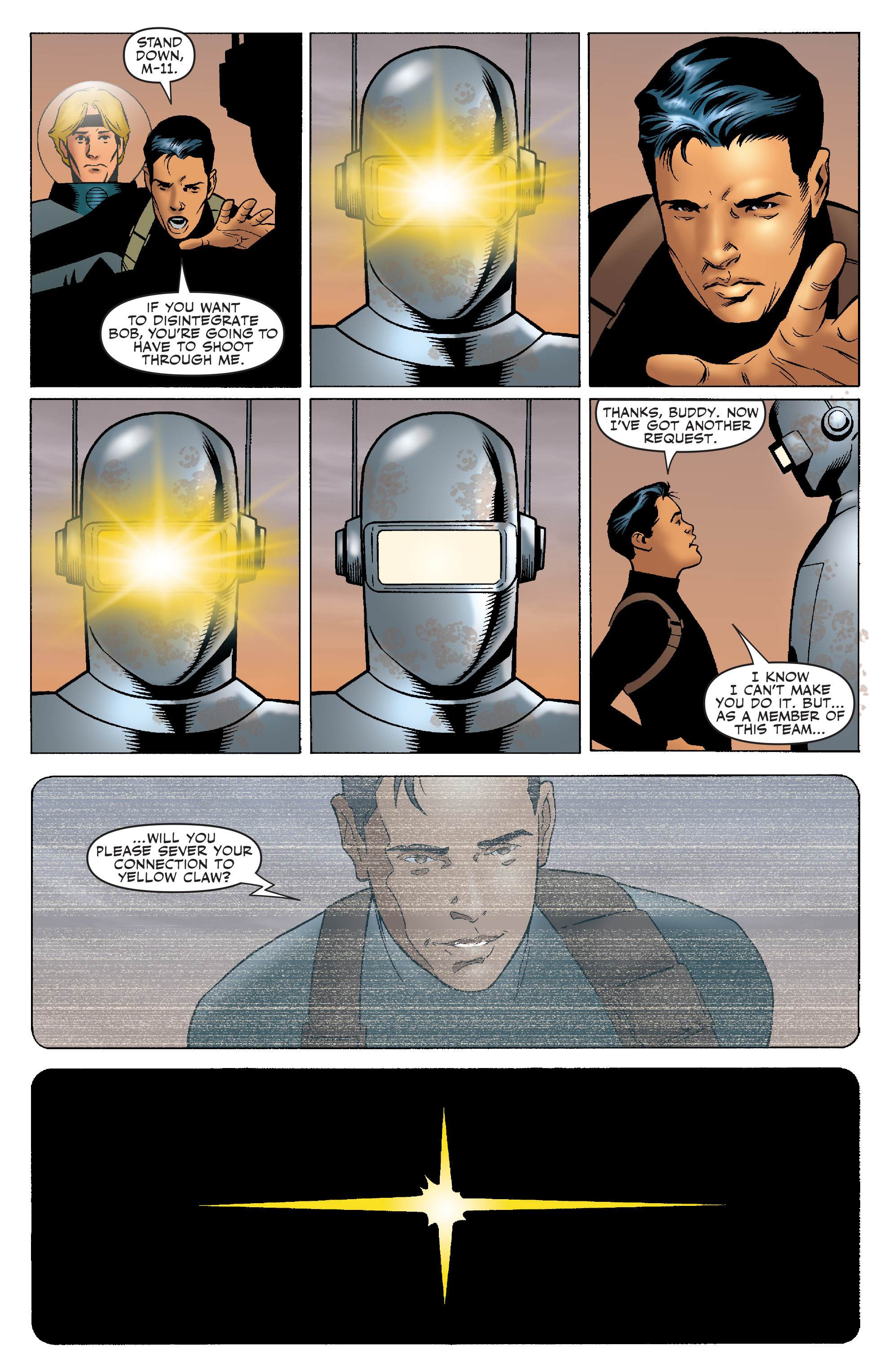 Read online Agents Of Atlas (2006) comic -  Issue #5 - 19