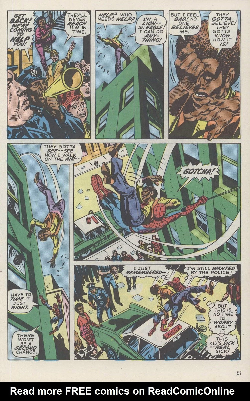 The Amazing Spider-Man (1979) issue TPB - Page 83
