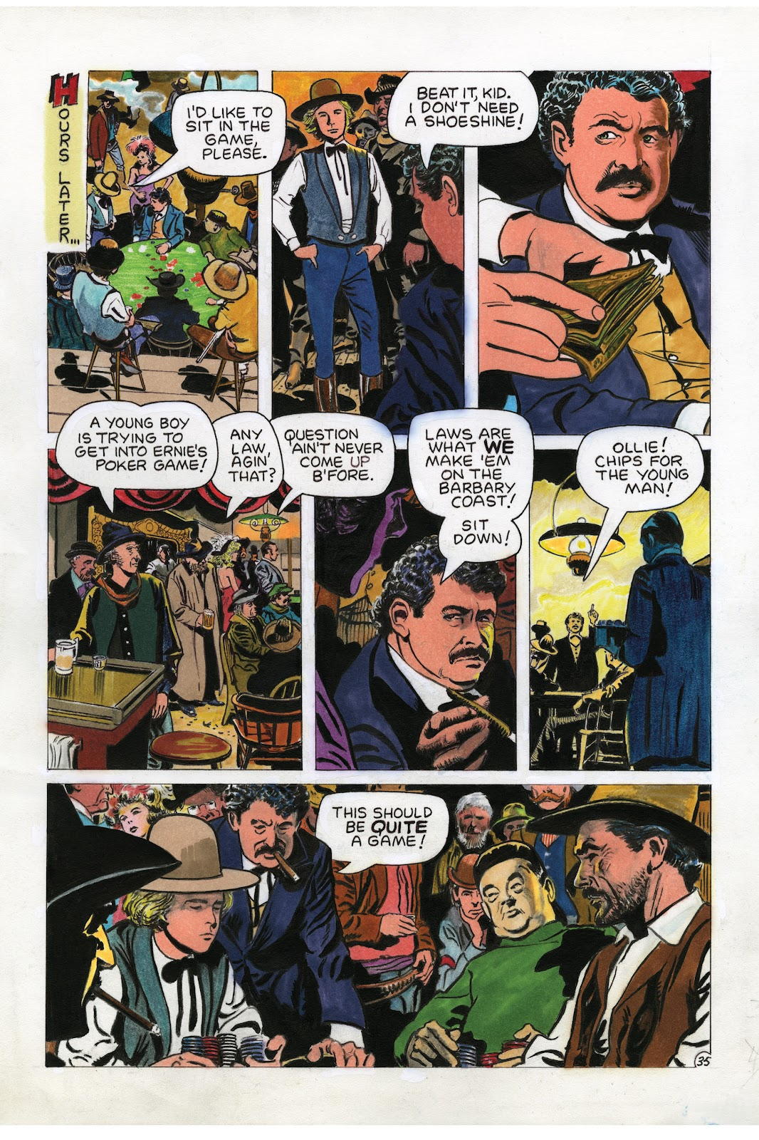 Read online Doug Wildey's Rio: The Complete Saga comic -  Issue # TPB (Part 2) - 70