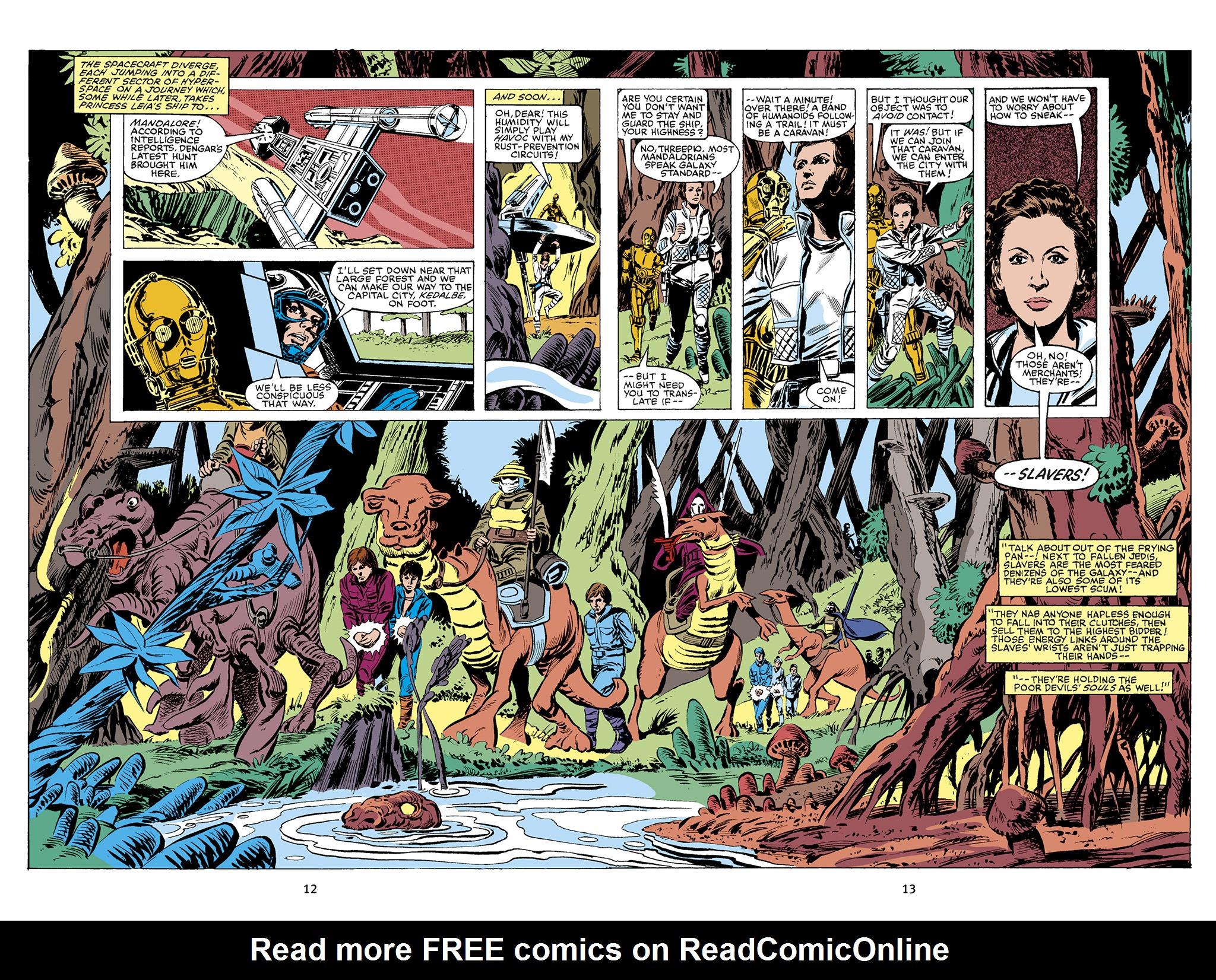 Read online Star Wars Omnibus comic -  Issue # Vol. 18 - 12