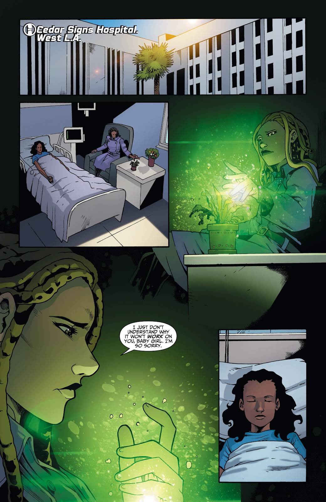 Read online Incidentals comic -  Issue #17 - 10