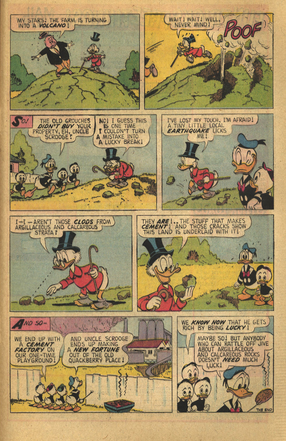 Read online Uncle Scrooge (1953) comic -  Issue #136 - 33
