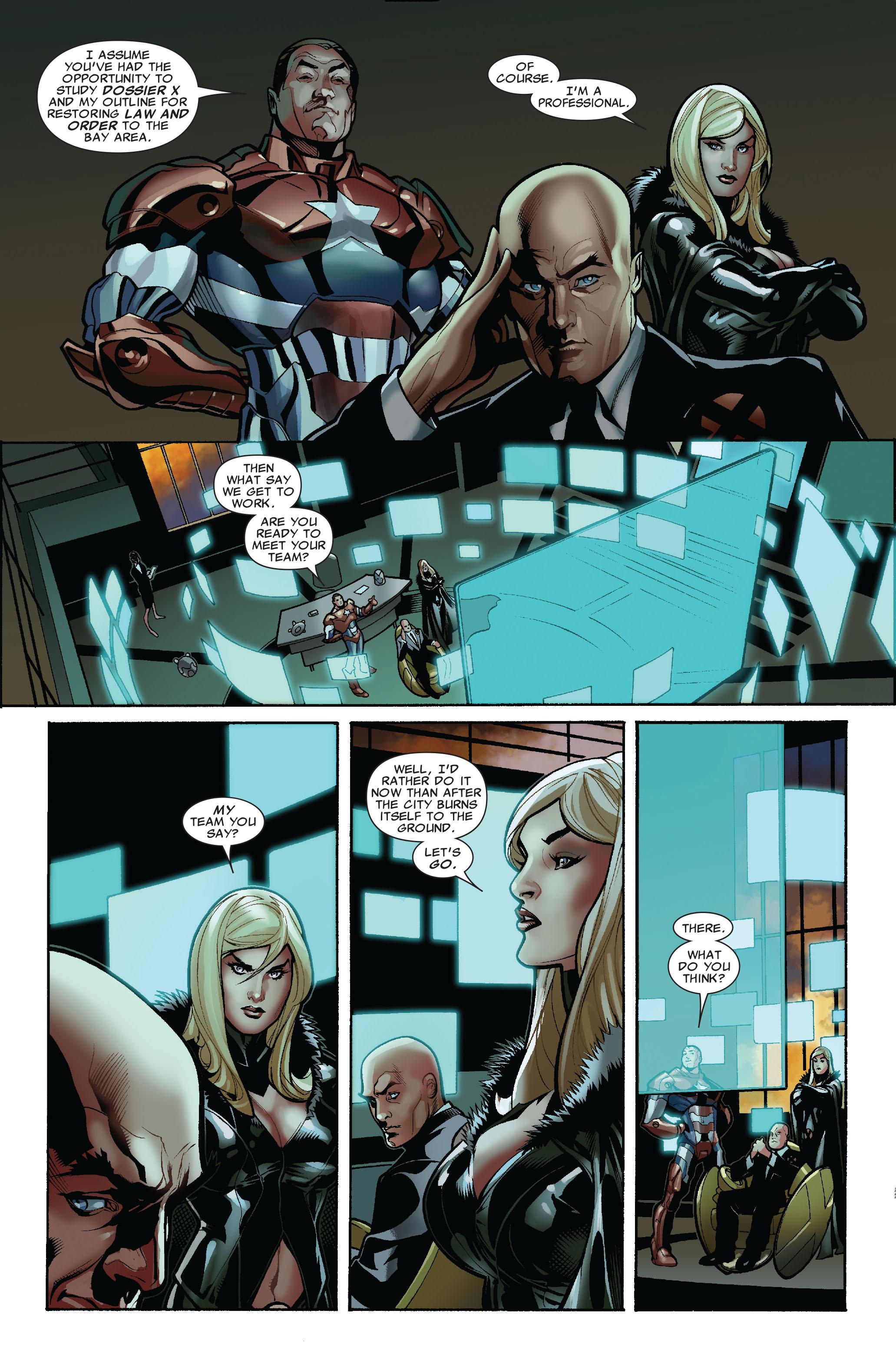 Read online Uncanny X-Men (1963) comic -  Issue #513 - 9