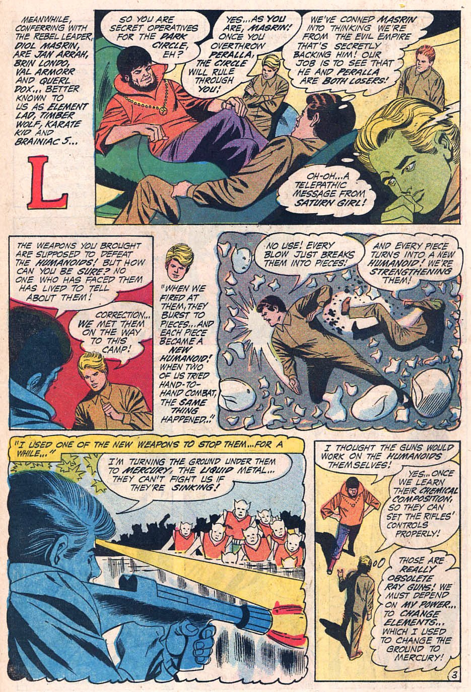 Read online Action Comics (1938) comic -  Issue #391 - 23