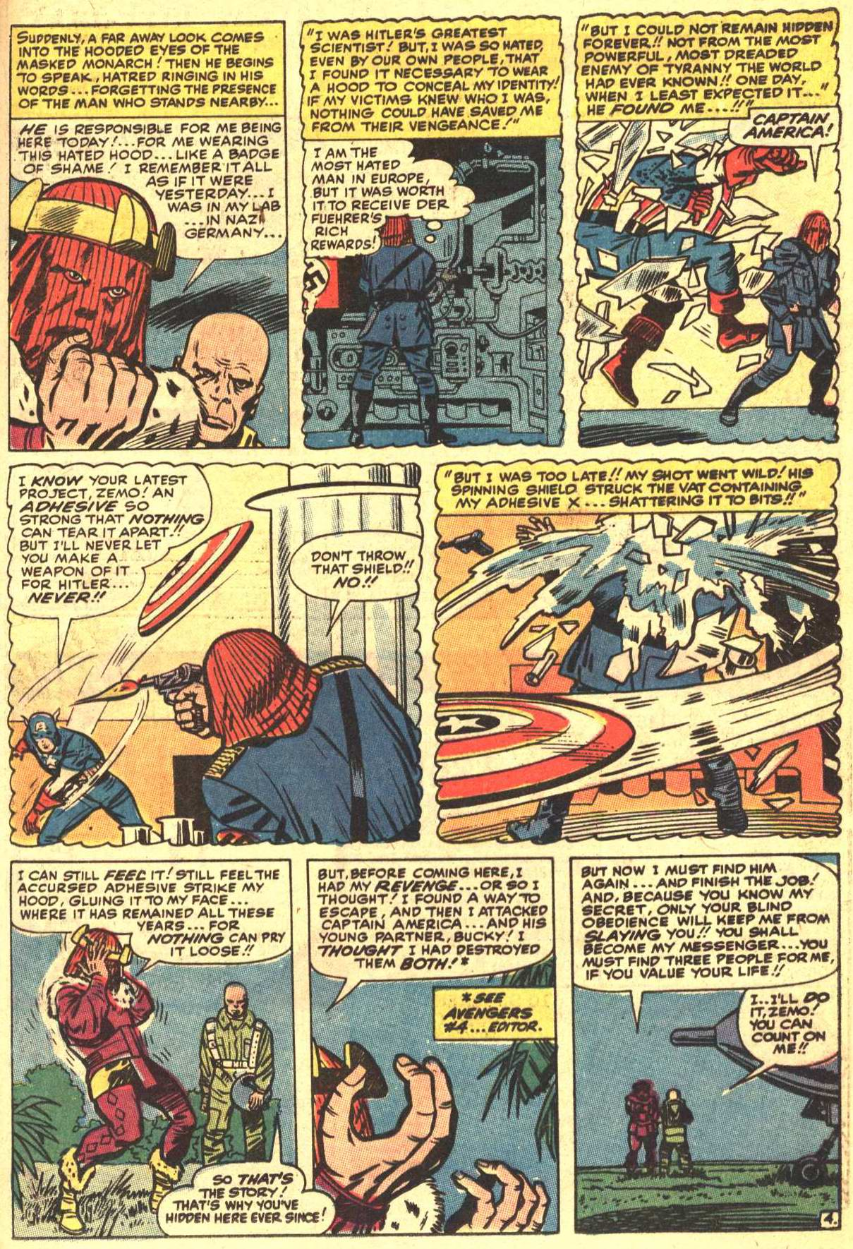 The Avengers (1963) 6 Page 4