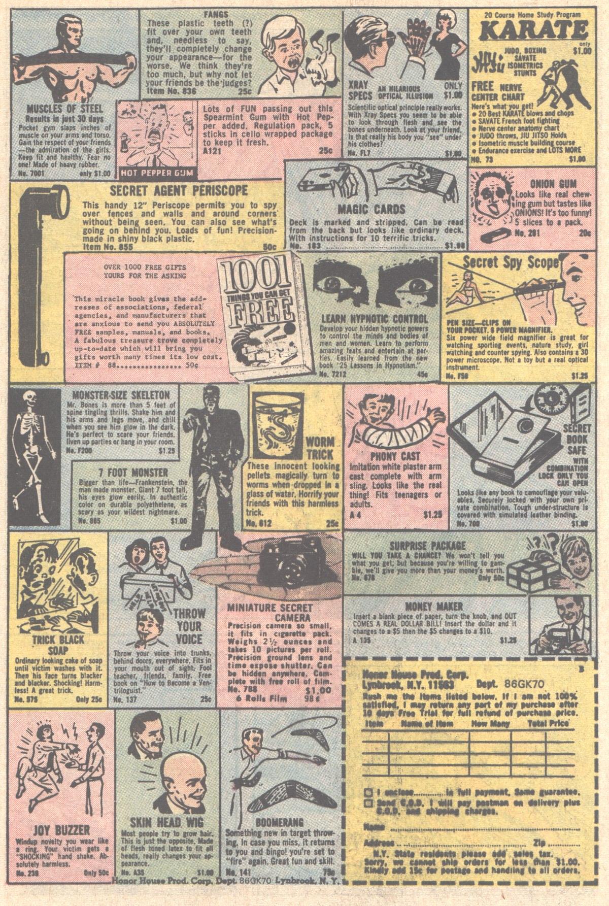 Read online Adventure Comics (1938) comic -  Issue #398 - 28
