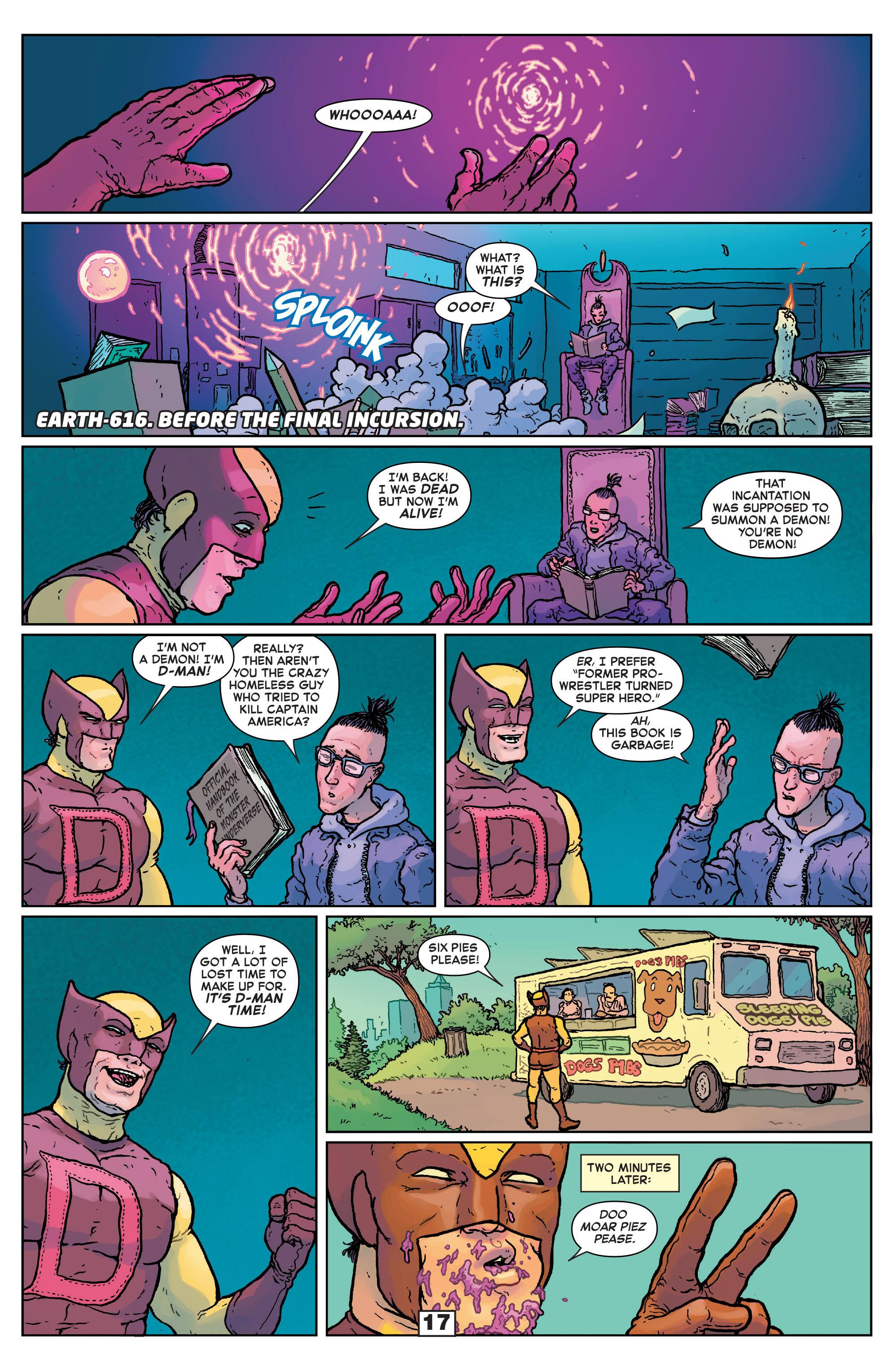 Read online Secret Wars Too comic -  Issue # Full - 19