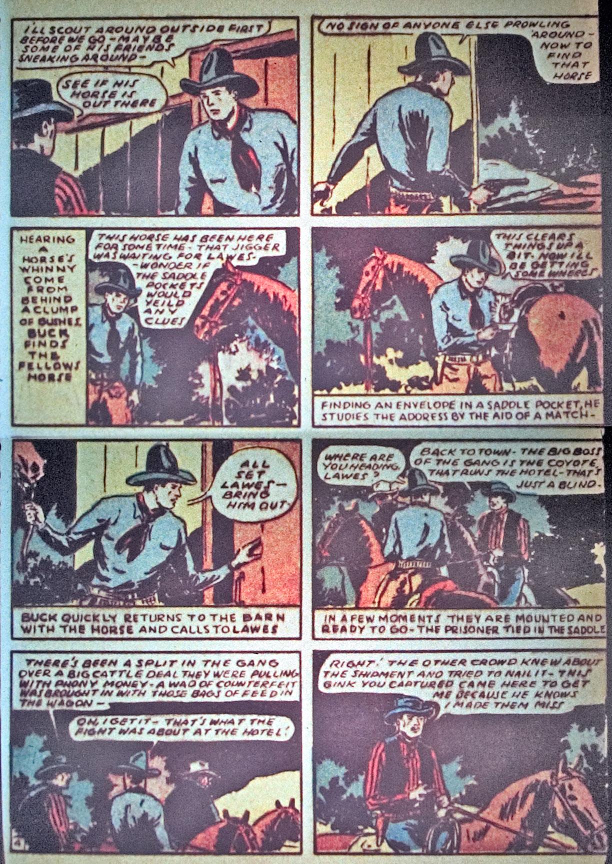 Detective Comics (1937) 32 Page 22