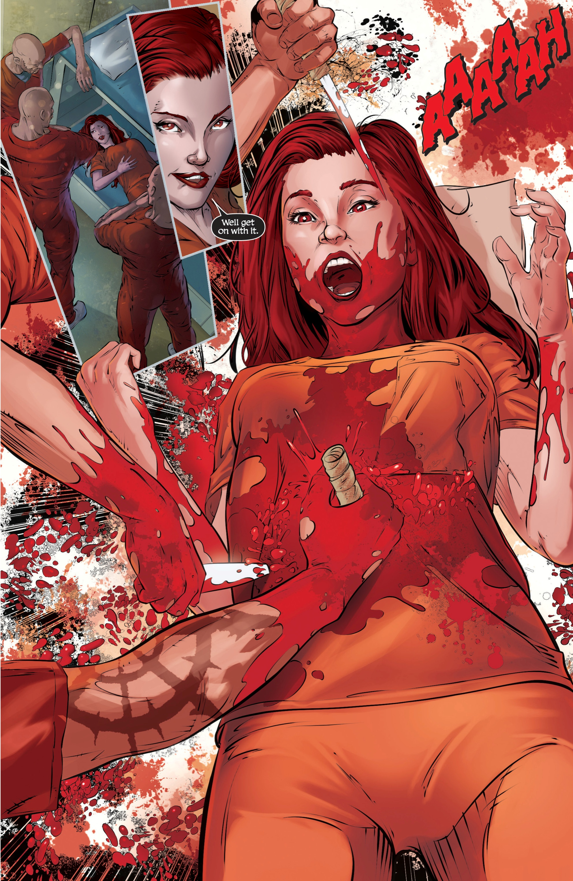 Read online Grimm Fairy Tales presents Death comic -  Issue # Full - 27