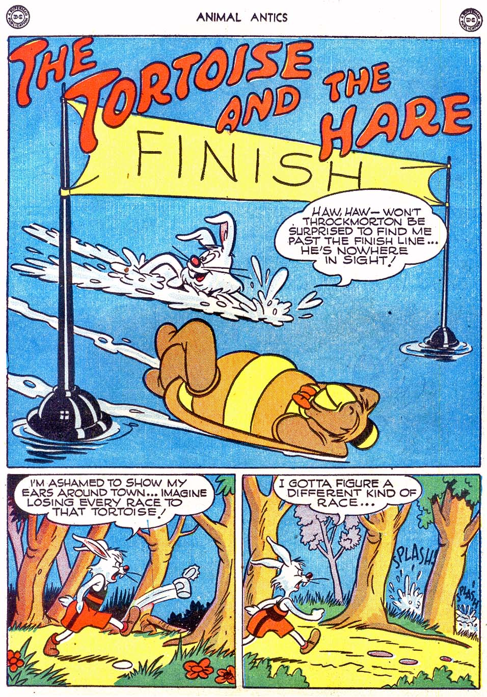 Read online Animal Antics comic -  Issue #4 - 23