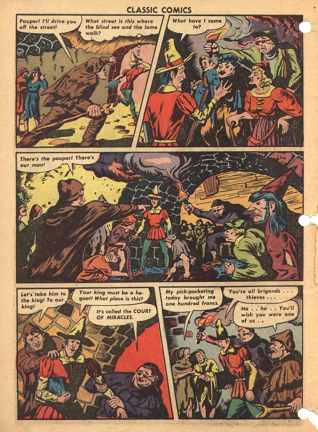 Classics Illustrated issue 18 - Page 23