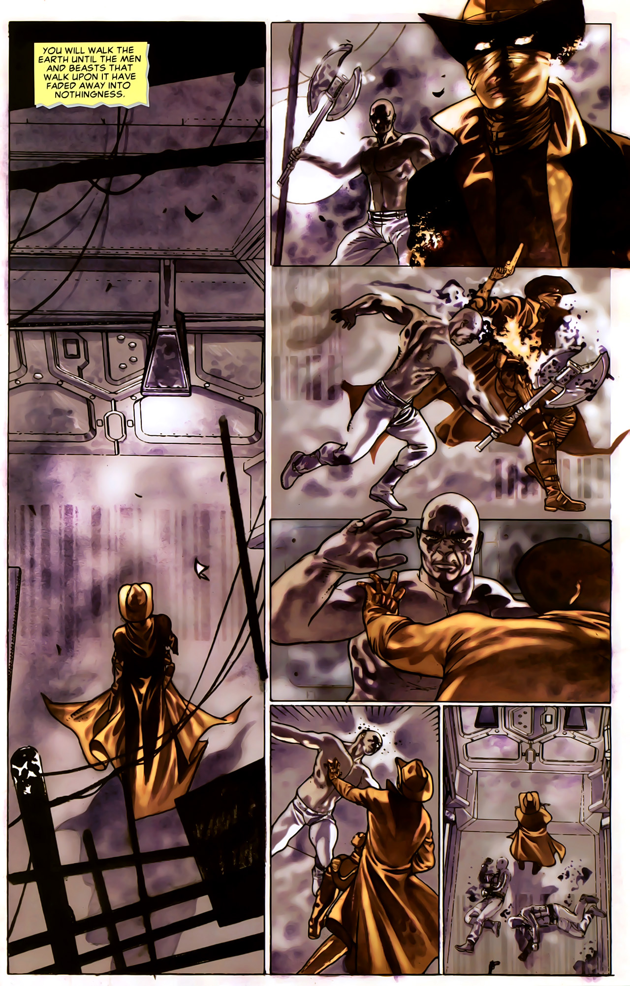 Read online Astonishing Tales (2009) comic -  Issue #5 - 22