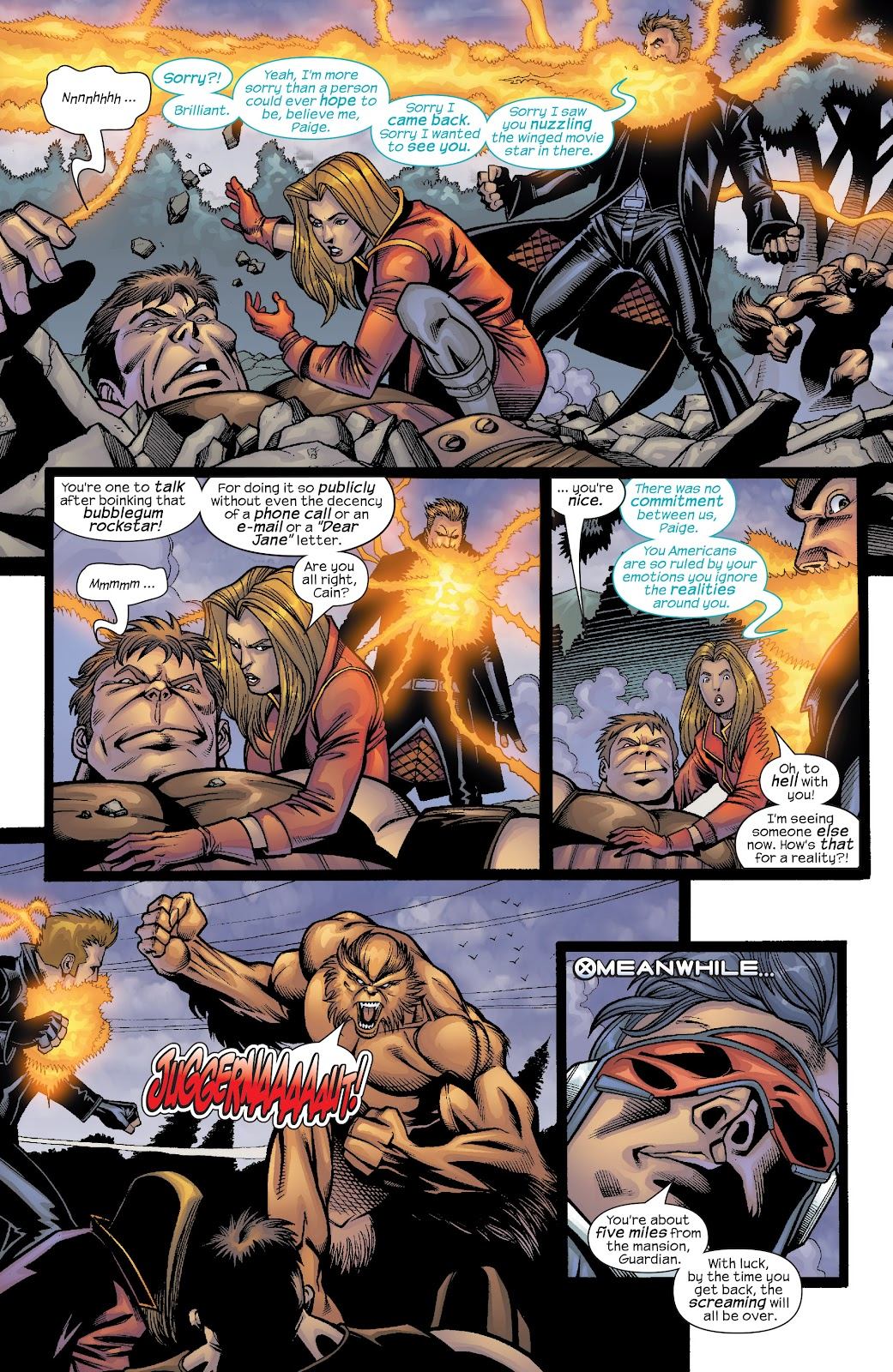 Read online X-Men: Unstoppable comic -  Issue # TPB (Part 4) - 63