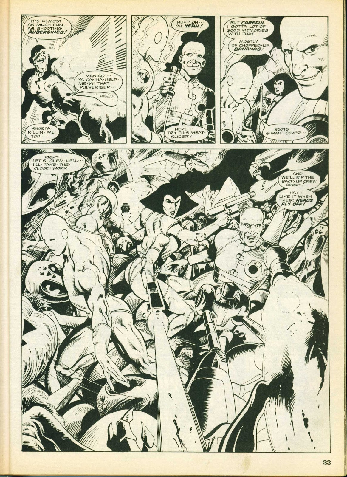 Warrior Issue #25 #26 - English 23