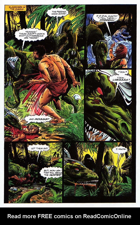 Read online Turok, Dinosaur Hunter (1993) comic -  Issue #1 - 17