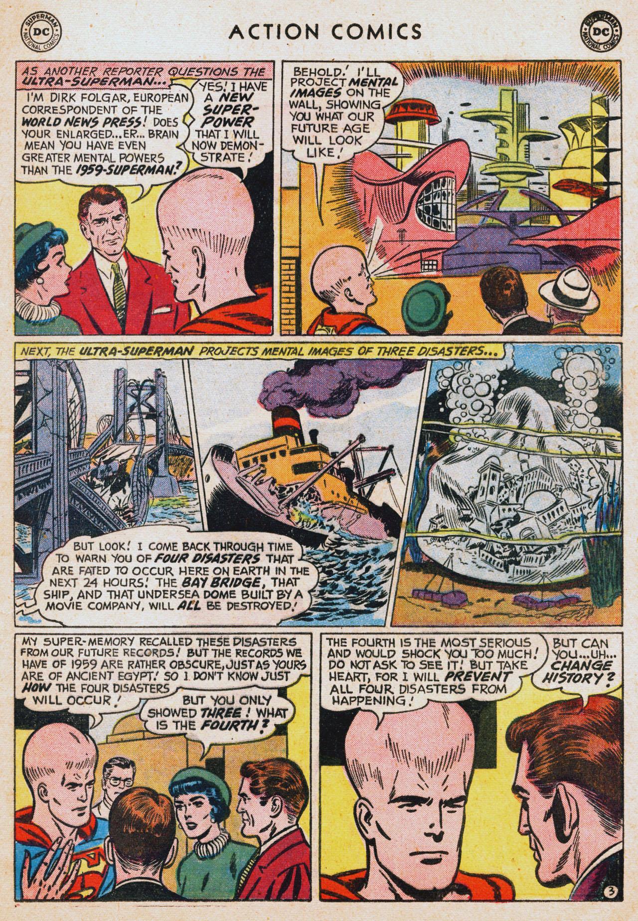 Action Comics (1938) 256 Page 4