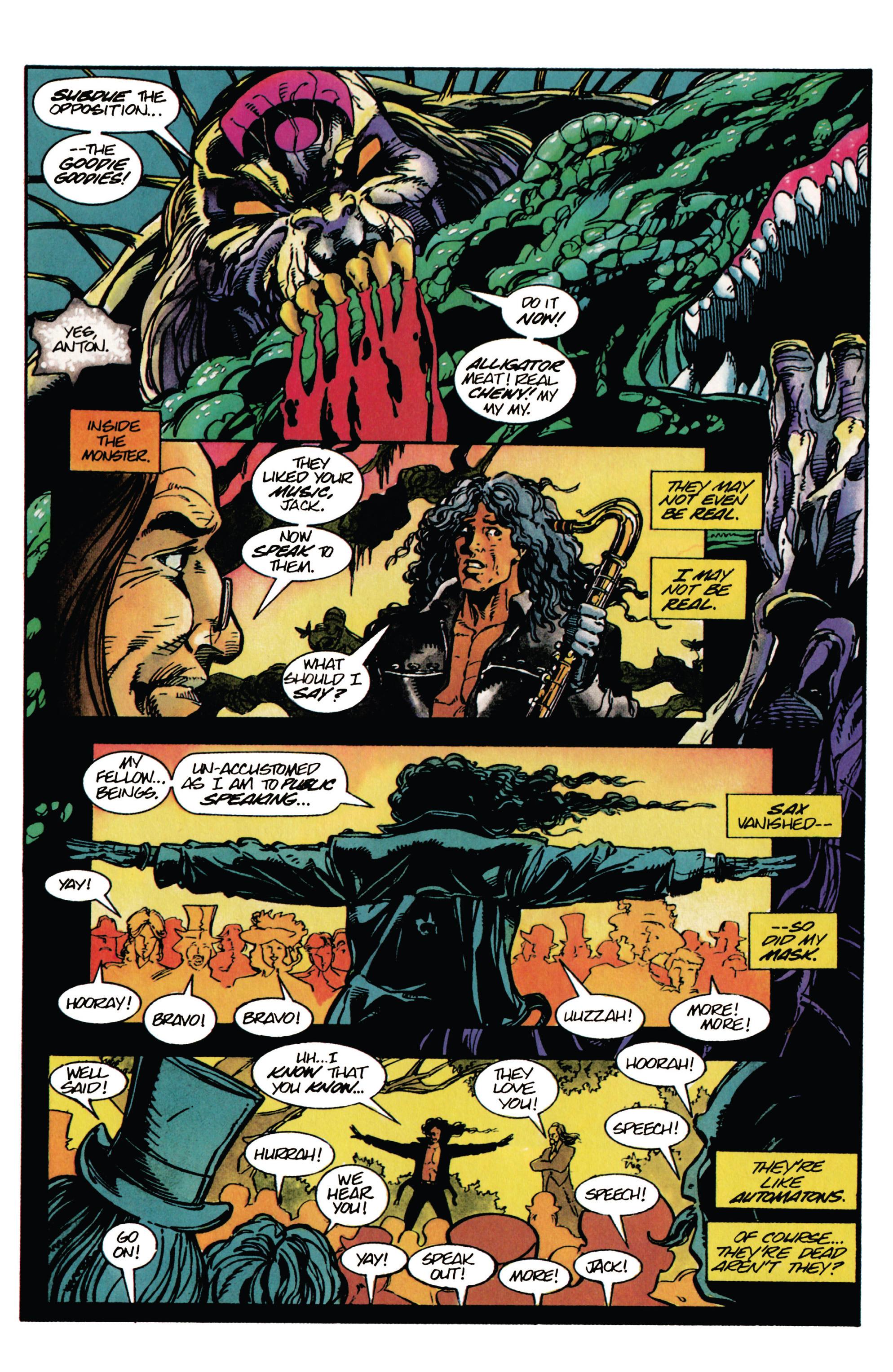 Read online Shadowman (1992) comic -  Issue #32 - 7