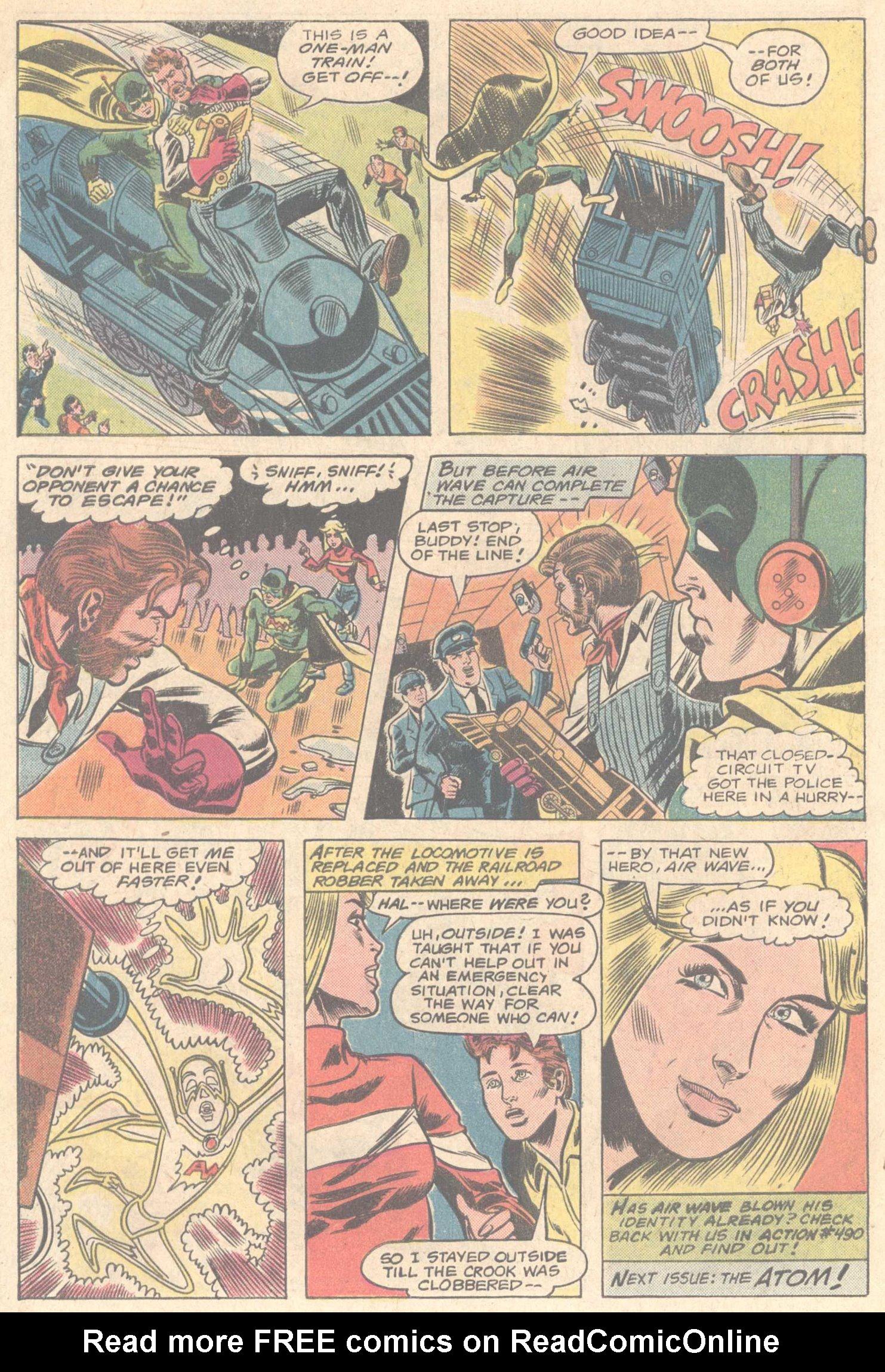 Action Comics (1938) 488 Page 38