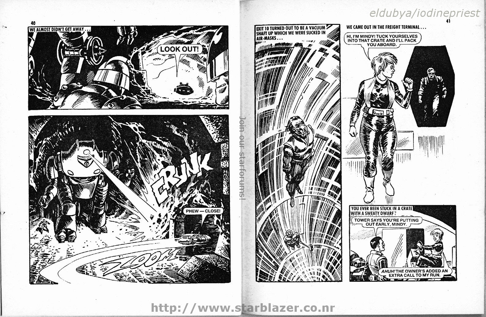 Starblazer issue 199 - Page 22