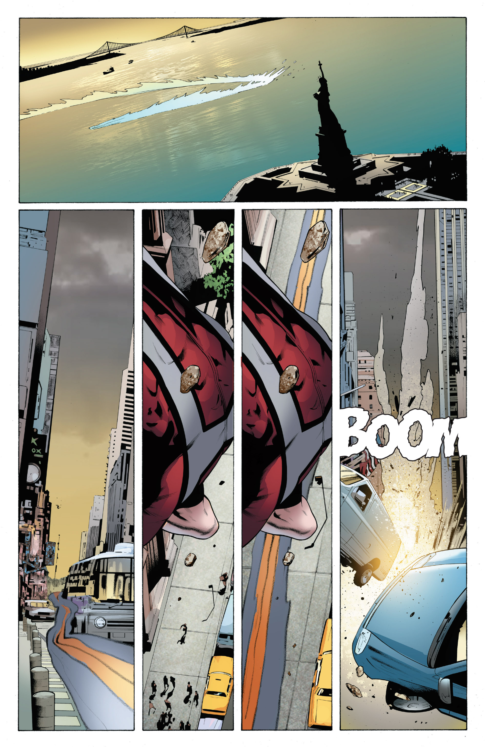 Read online Ultimate Power comic -  Issue #2 - 11