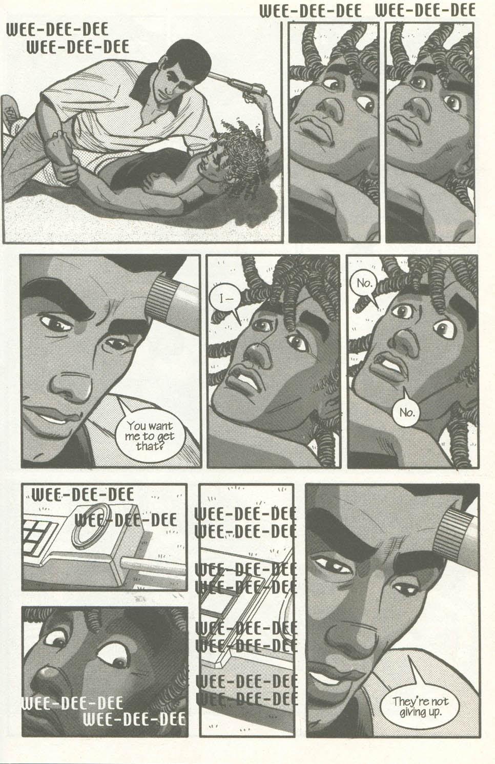 Read online U.S. War Machine comic -  Issue #2 - 16