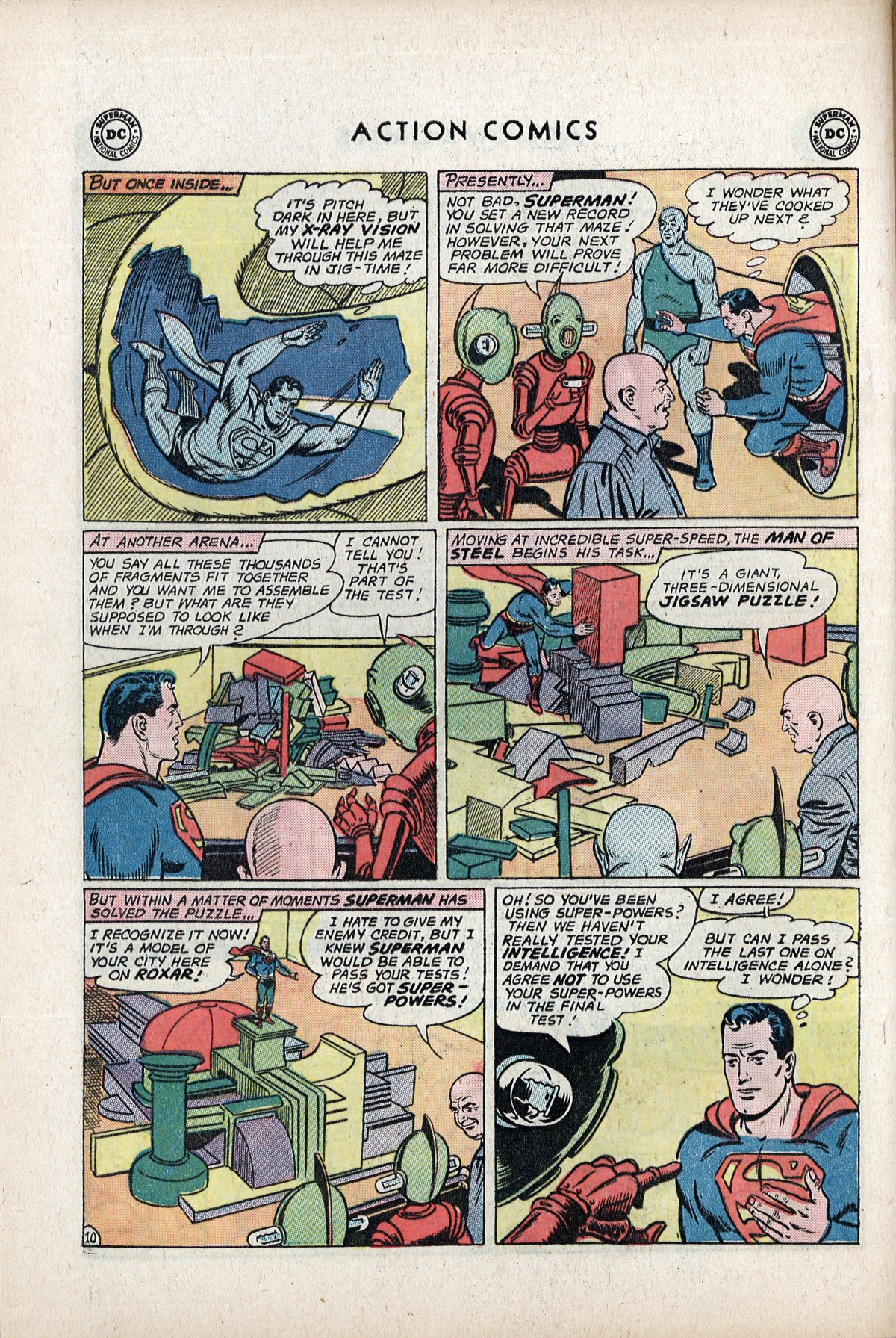Read online Action Comics (1938) comic -  Issue #292 - 12