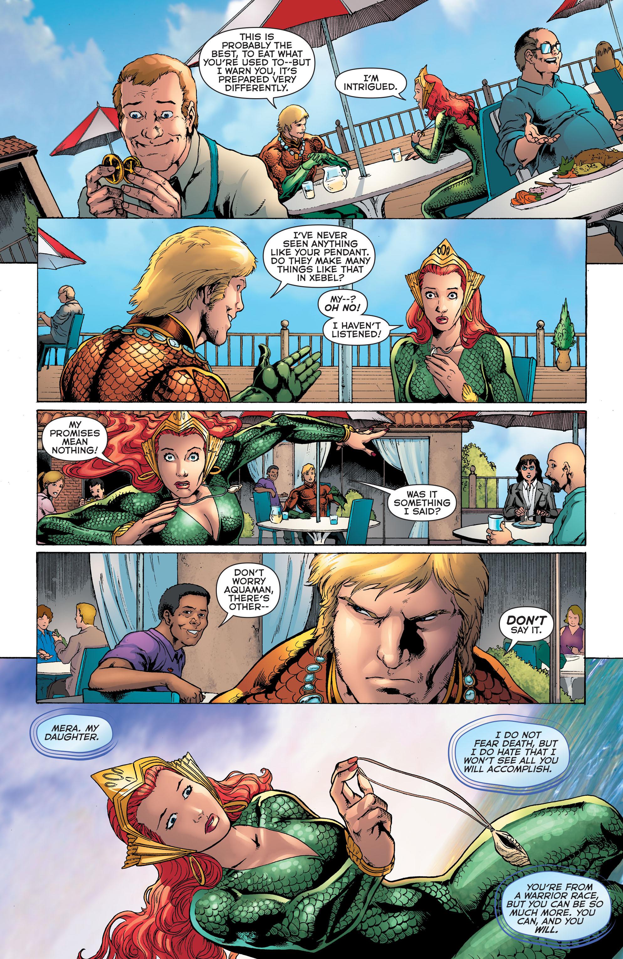 Read online Secret Origins (2014) comic -  Issue #5 - 34