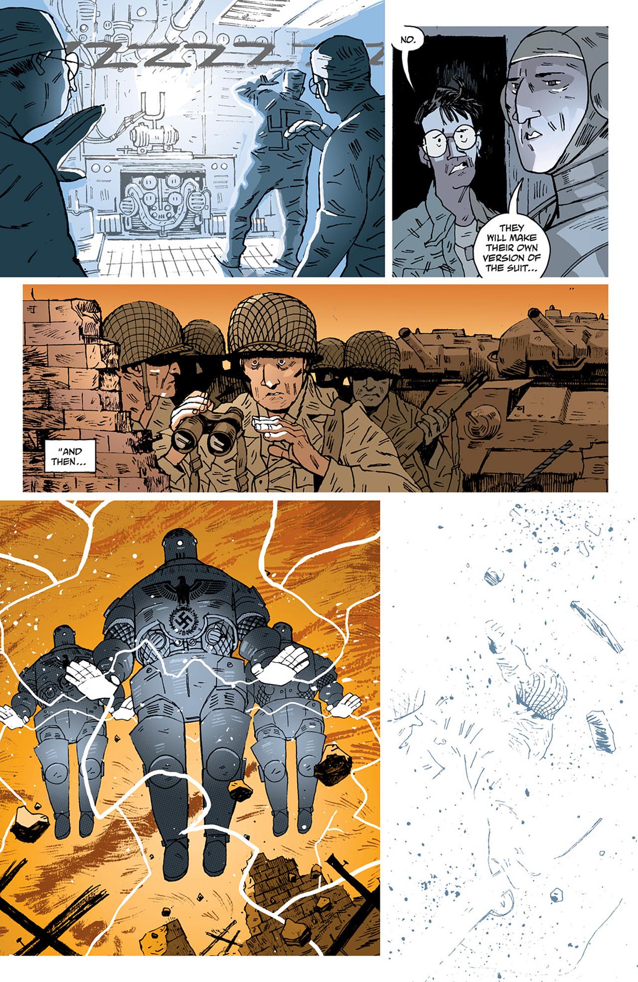 Read online Sledgehammer 44 comic -  Issue #2 - 16