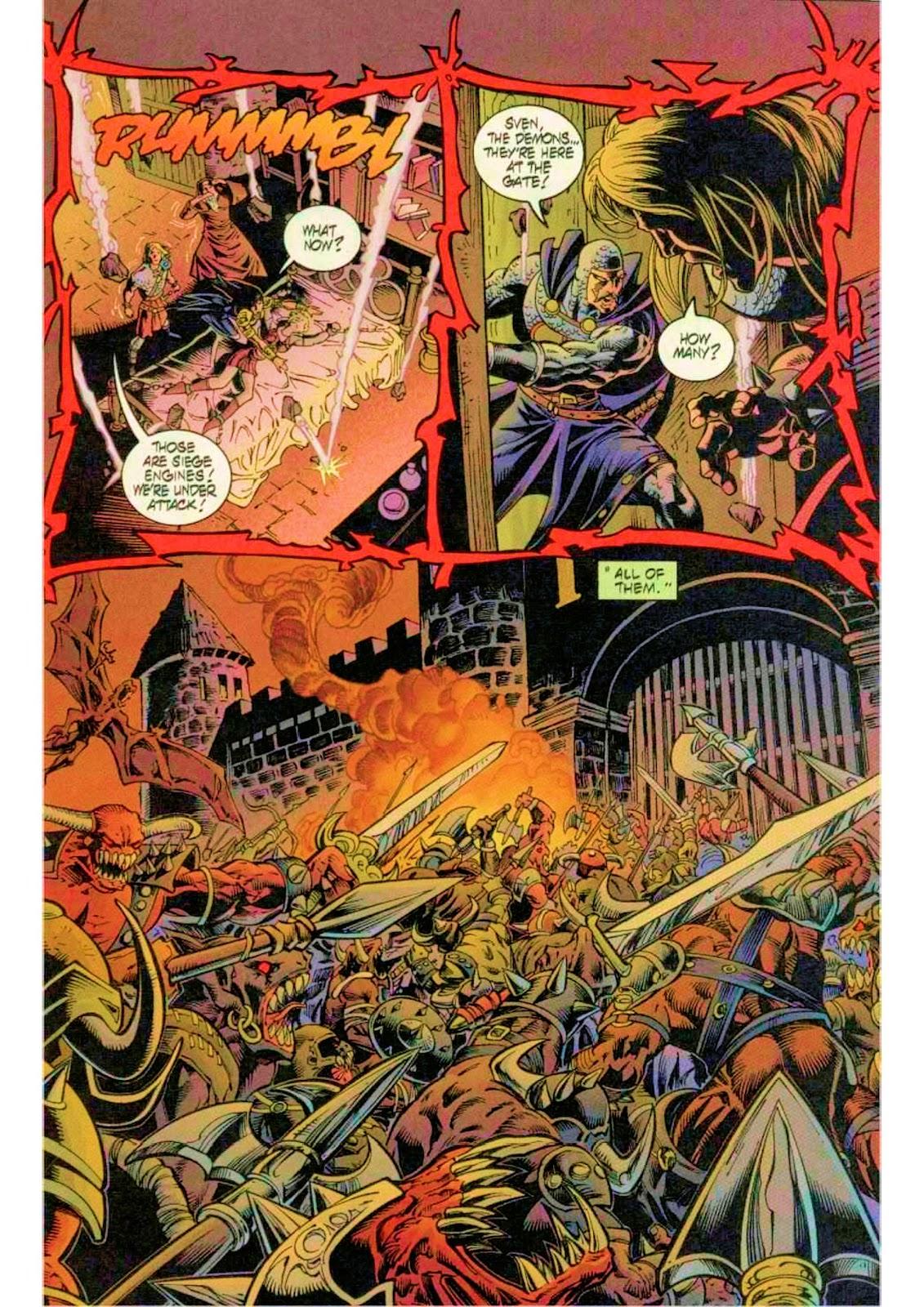Xena: Warrior Princess (1999) Issue #12 #12 - English 13