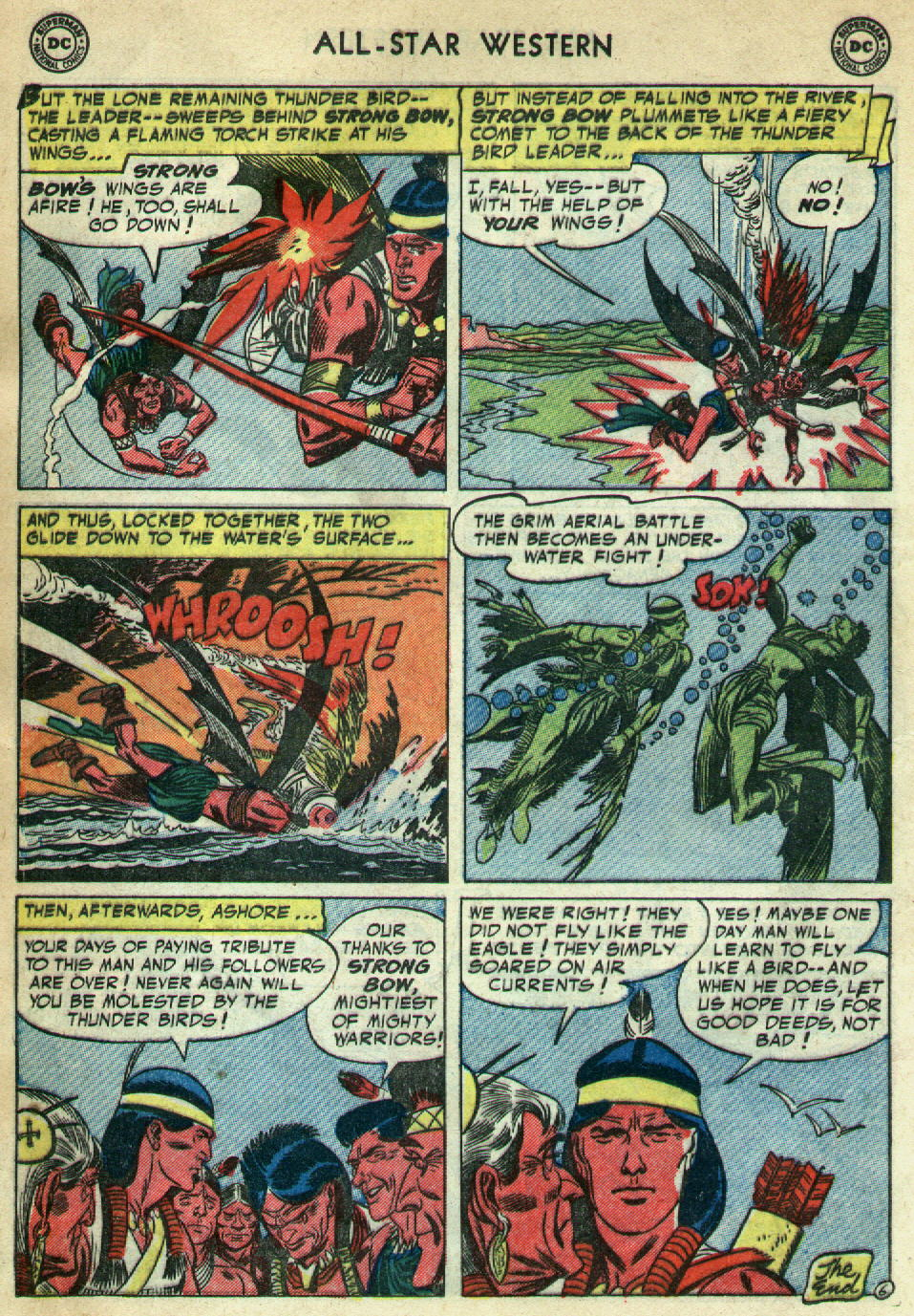 Read online All-Star Western (1951) comic -  Issue #79 - 16