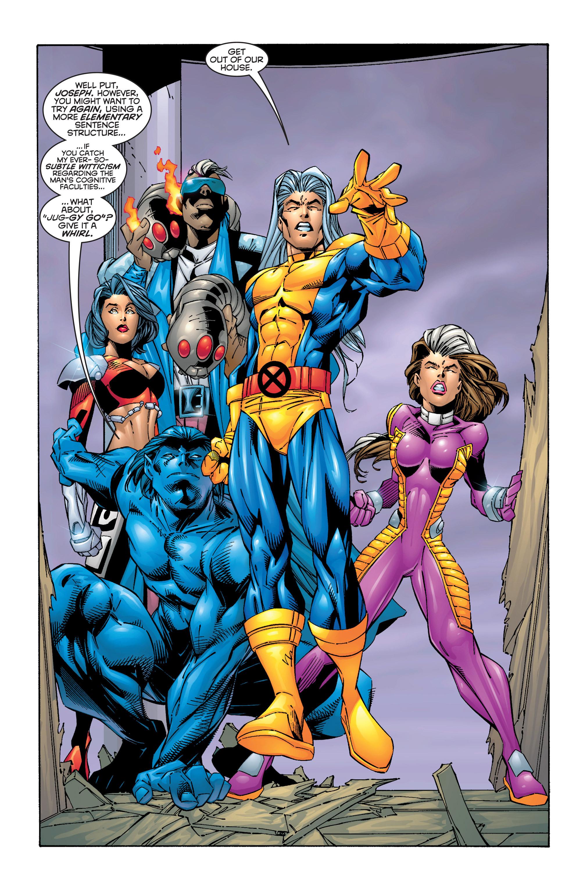 X-Men (1991) 70 Page 24