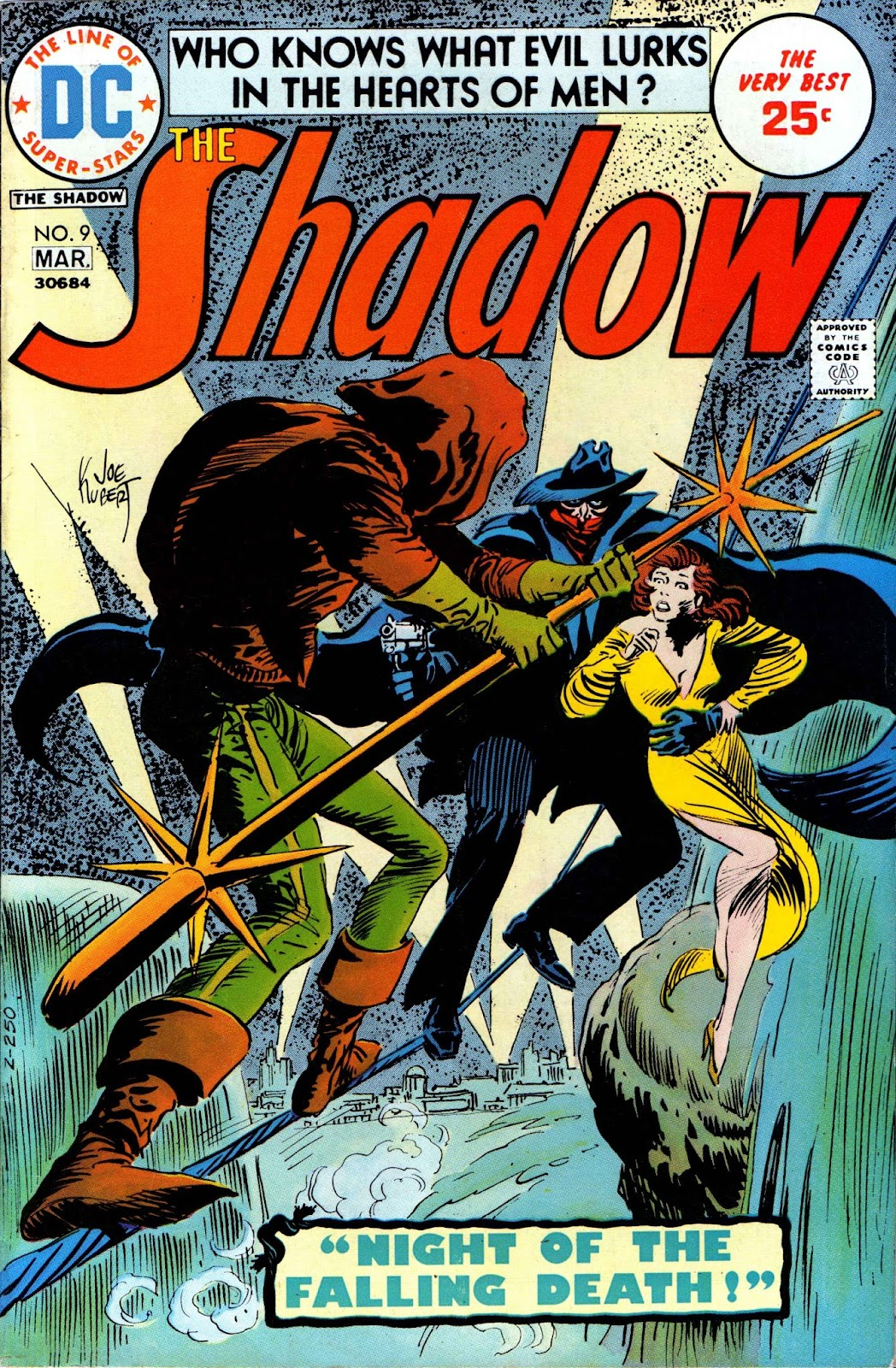 The Shadow (1973) issue 9 - Page 1