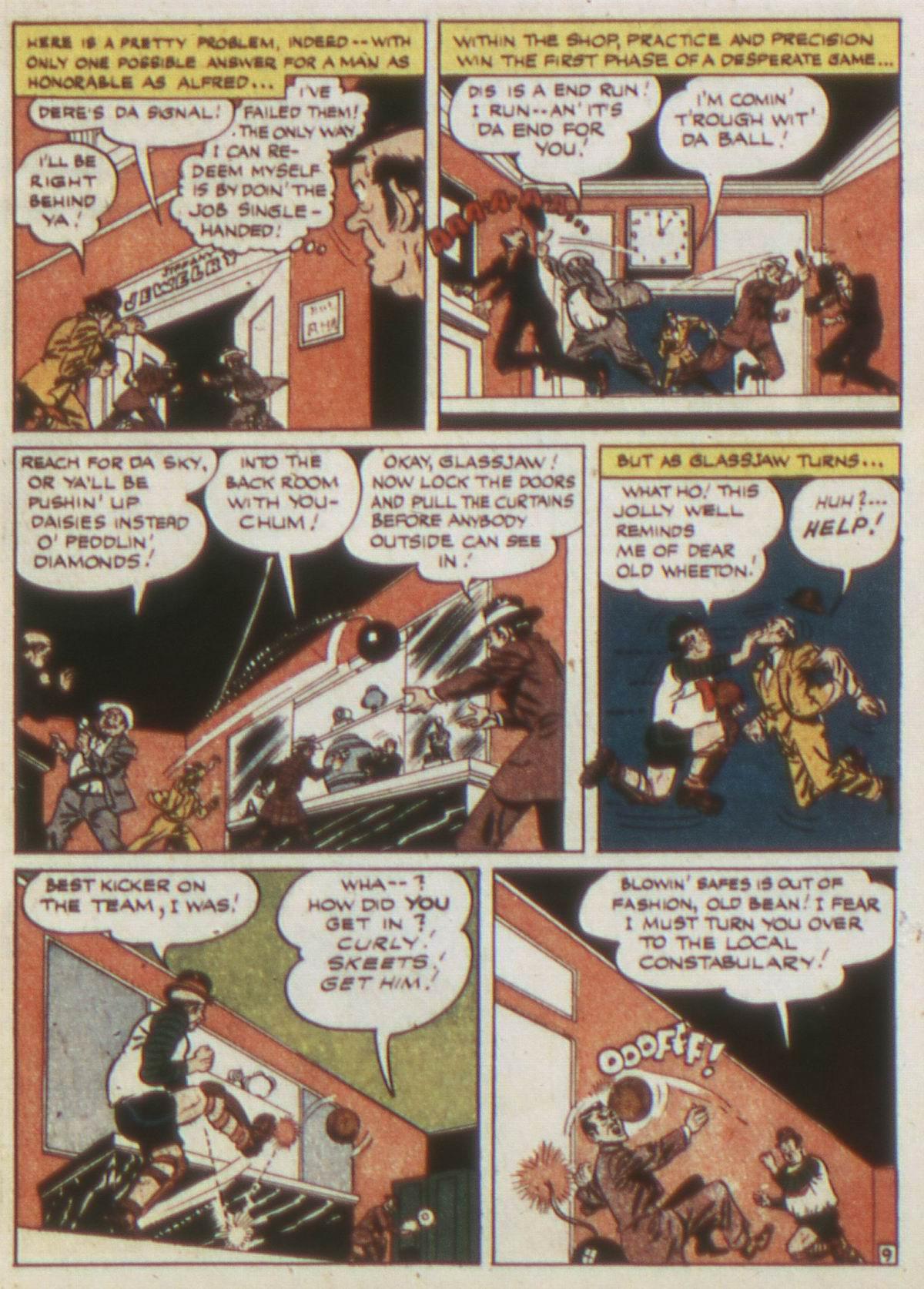 Read online Detective Comics (1937) comic -  Issue #82 - 11