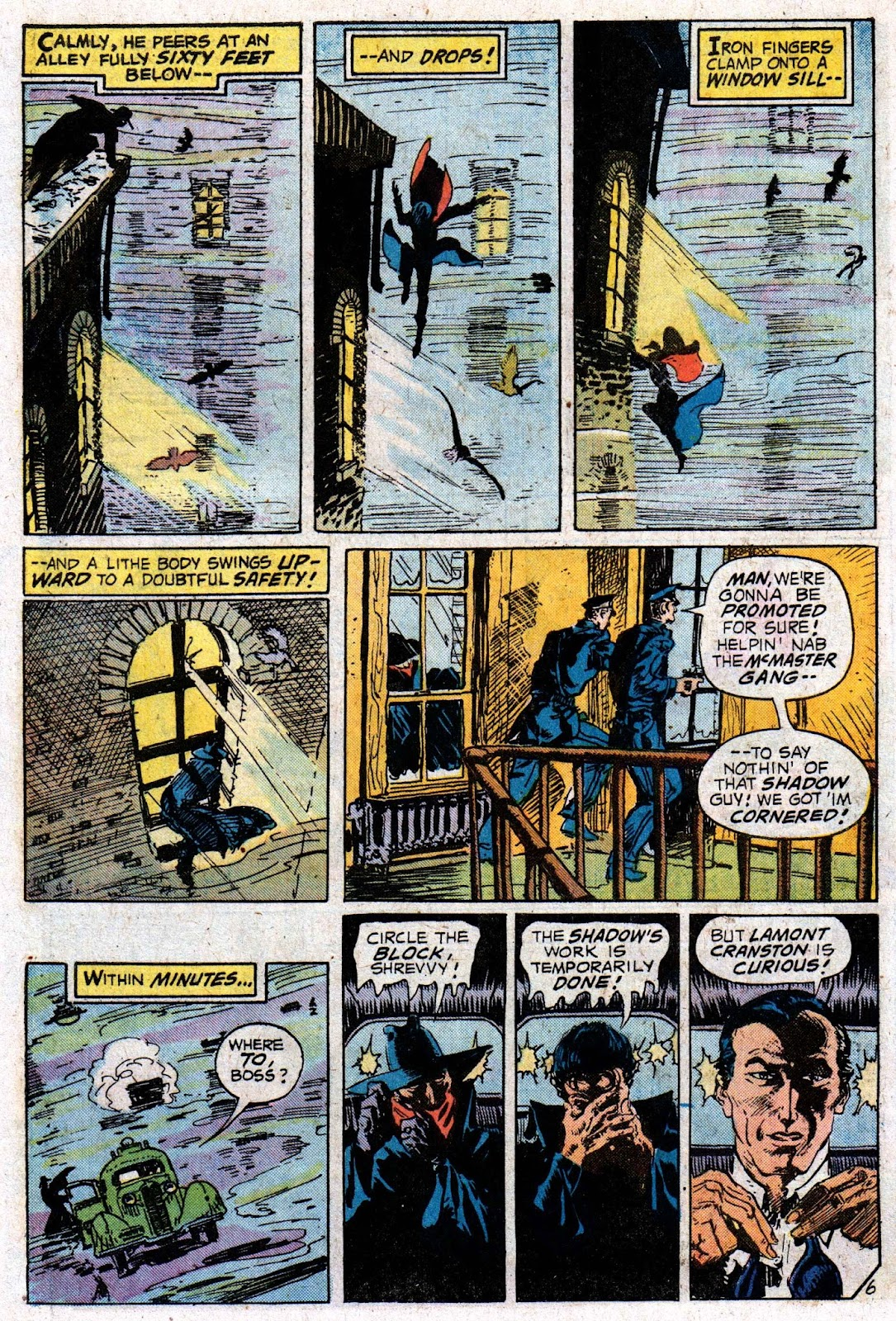 The Shadow (1973) issue 6 - Page 10
